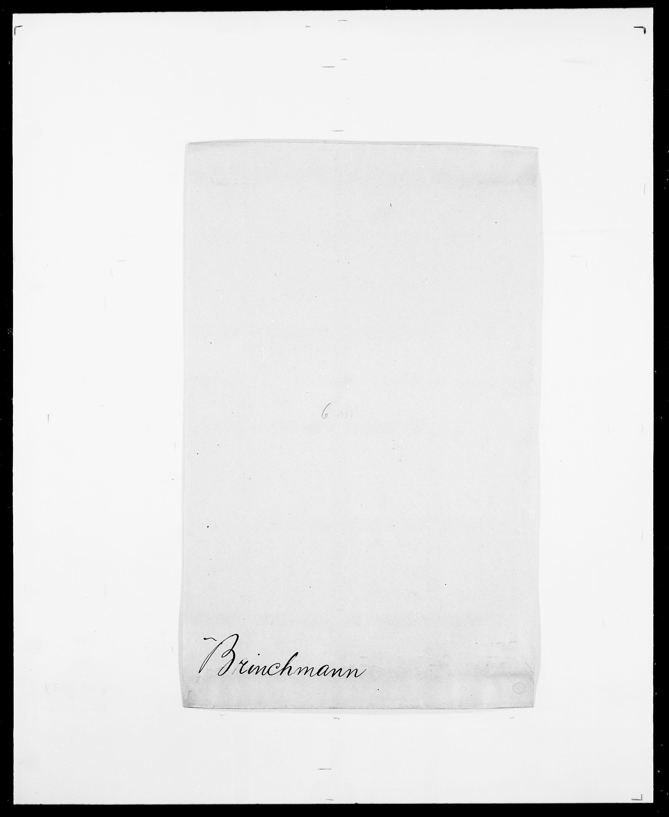 SAO, Delgobe, Charles Antoine - samling, D/Da/L0006: Brambani - Brønø, s. 384