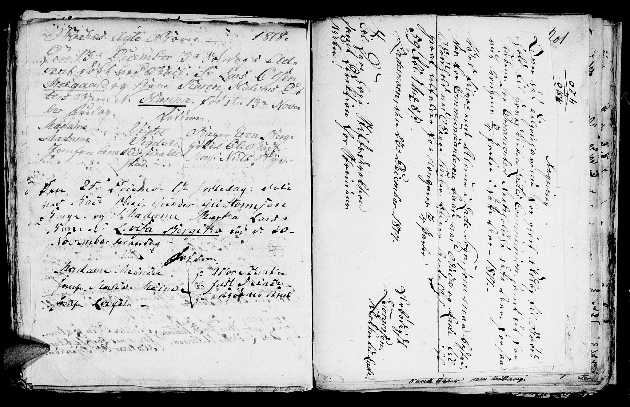 SAT, Ministerialprotokoller, klokkerbøker og fødselsregistre - Sør-Trøndelag, 604/L0218: Klokkerbok nr. 604C01, 1754-1819, s. 201a
