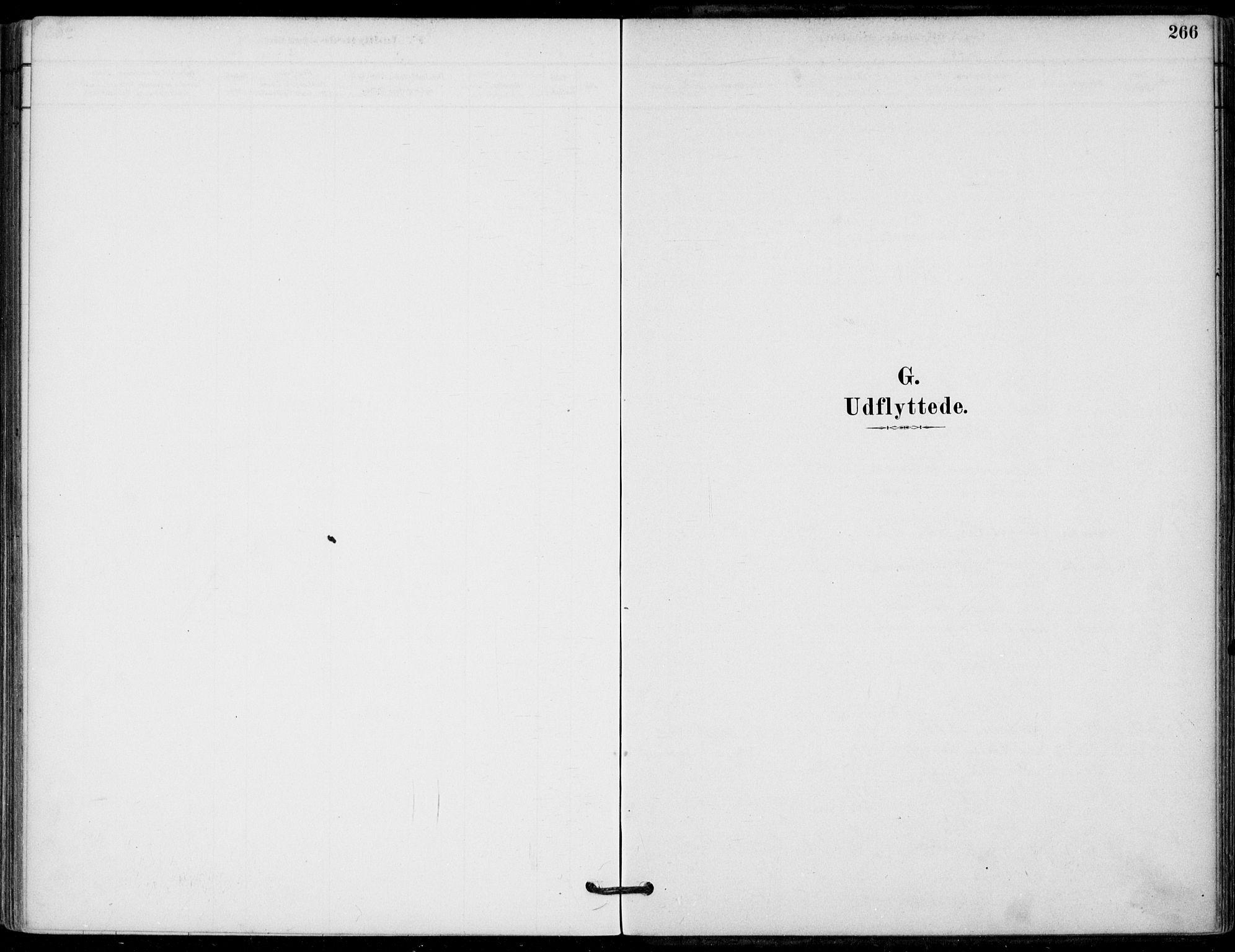 SAKO, Hjartdal kirkebøker, F/Fb/L0002: Ministerialbok nr. II 2, 1880-1932, s. 266