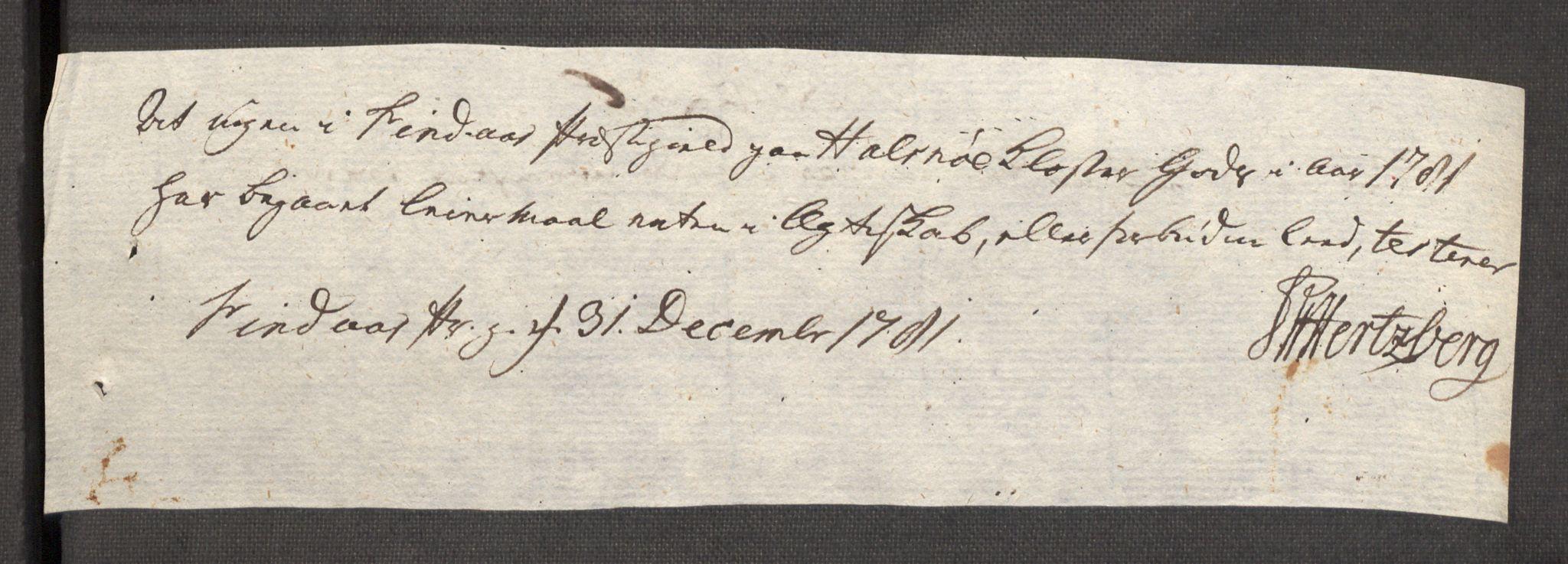RA, Rentekammeret inntil 1814, Reviderte regnskaper, Fogderegnskap, R48/L3097: Fogderegnskap Sunnhordland og Hardanger, 1781, s. 276
