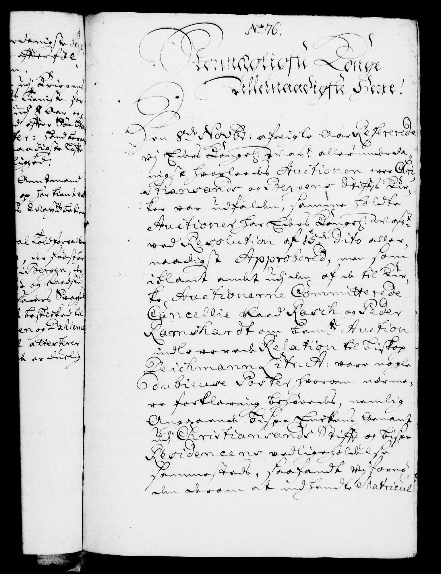 RA, Rentekammeret, Kammerkanselliet, G/Gf/Gfa/L0007: Norsk relasjons- og resolusjonsprotokoll (merket RK 52.7), 1724, s. 514