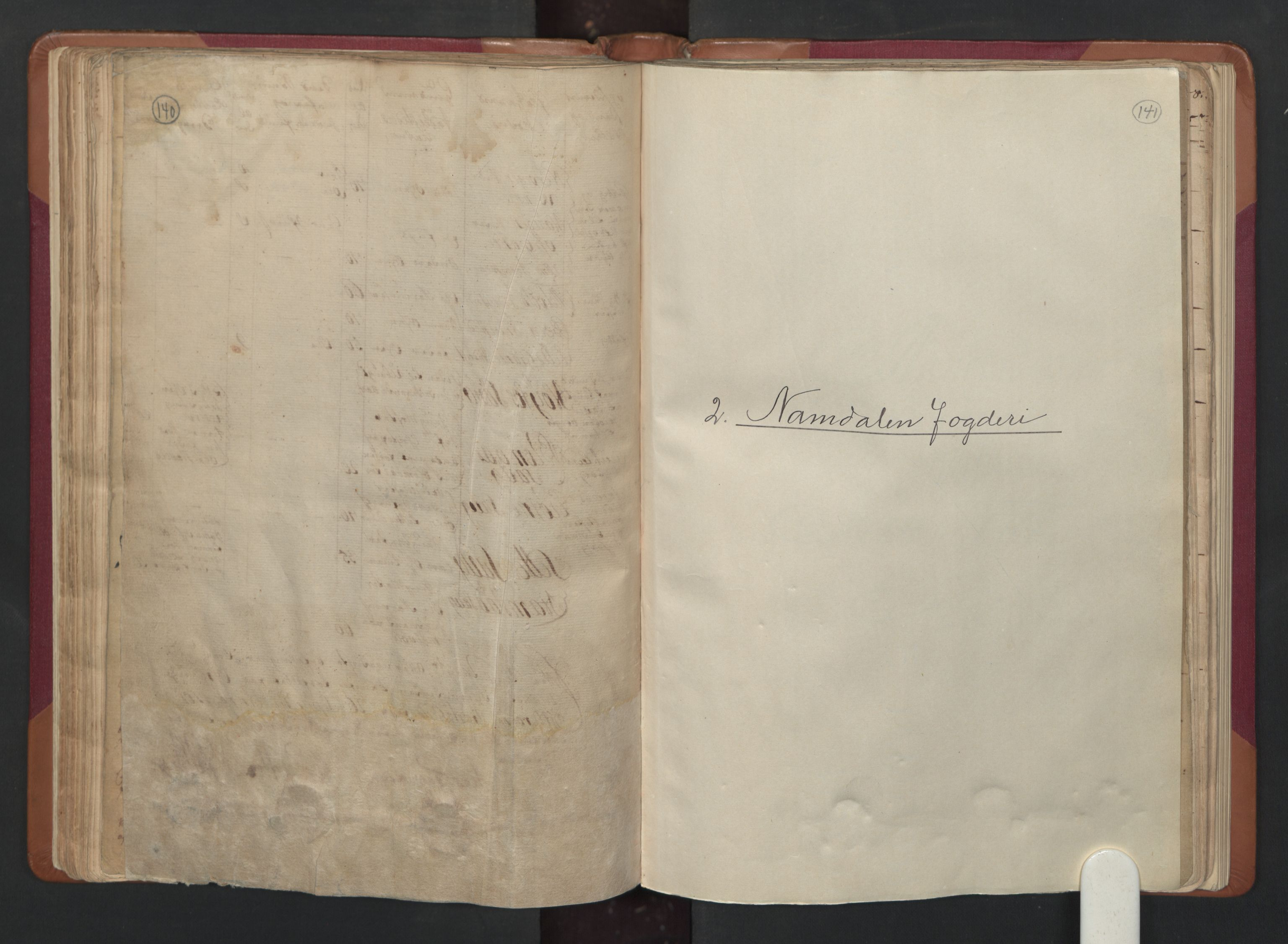 RA, Manntallet 1701, nr. 15: Inderøy fogderi og Namdal fogderi, 1701, s. 140-141