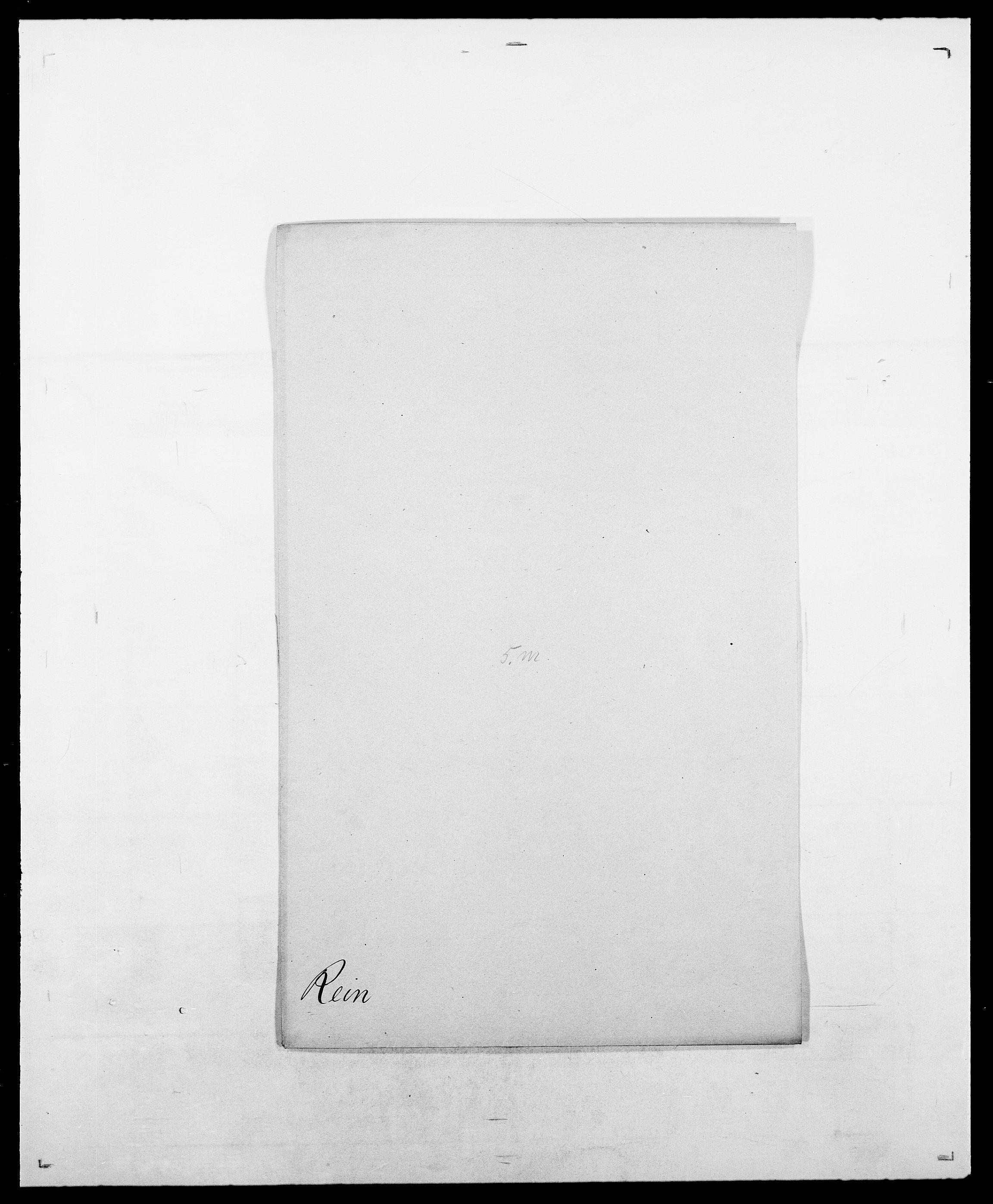 SAO, Delgobe, Charles Antoine - samling, D/Da/L0032: Rabakovsky - Rivertz, s. 361