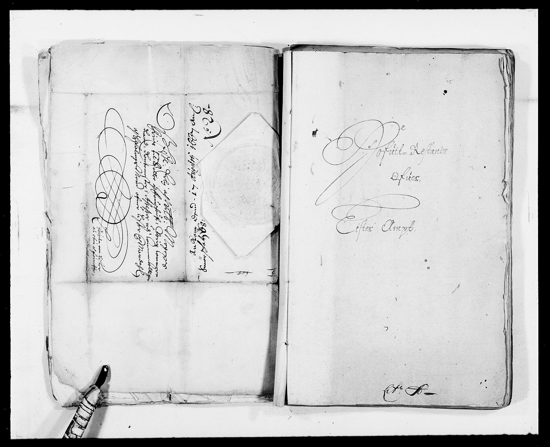 RA, Rentekammeret inntil 1814, Reviderte regnskaper, Fogderegnskap, R41/L2527: Fogderegnskap Lista, 1672, s. 304