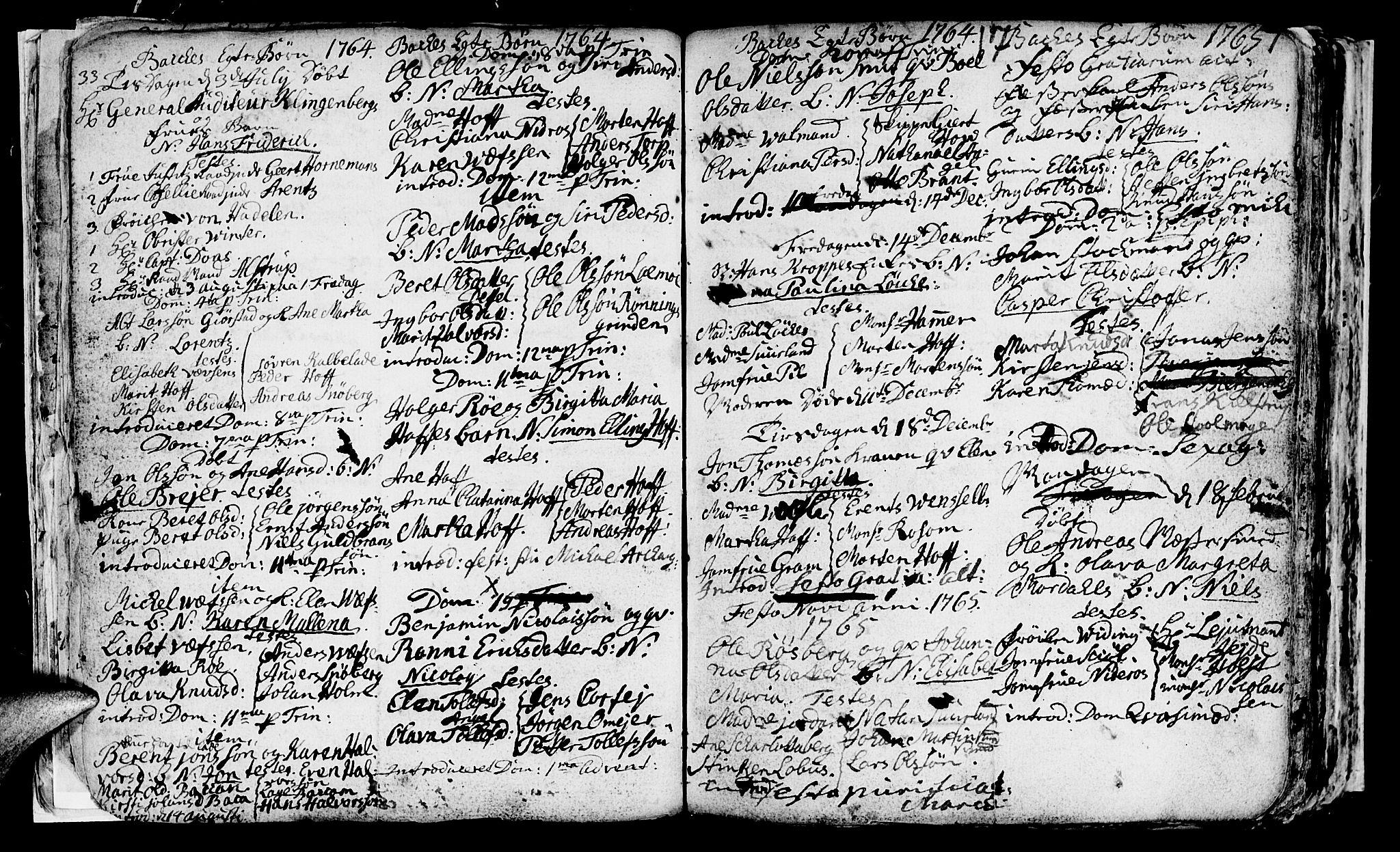 SAT, Ministerialprotokoller, klokkerbøker og fødselsregistre - Sør-Trøndelag, 604/L0218: Klokkerbok nr. 604C01, 1754-1819, s. 17