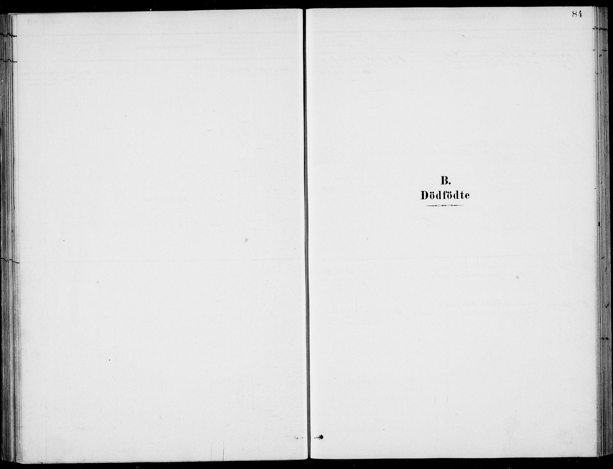 SAB, Ulvik Sokneprestembete, H/Haa: Ministerialbok nr. D  1, 1878-1903, s. 84