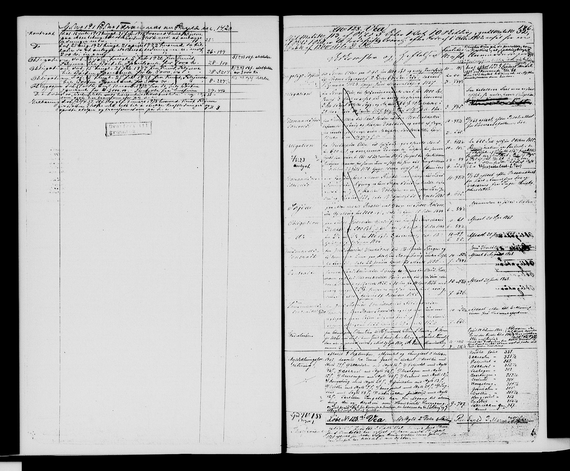 SAH, Sør-Hedmark sorenskriveri, H/Ha/Hac/Hacc/L0001: Panteregister nr. 3.1, 1855-1943, s. 146