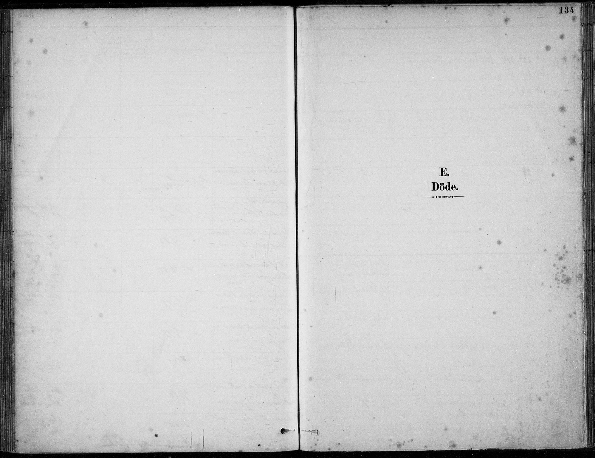 SAB, Årstad Sokneprestembete, H/Haa/L0006: Ministerialbok nr. B 1, 1886-1901, s. 134