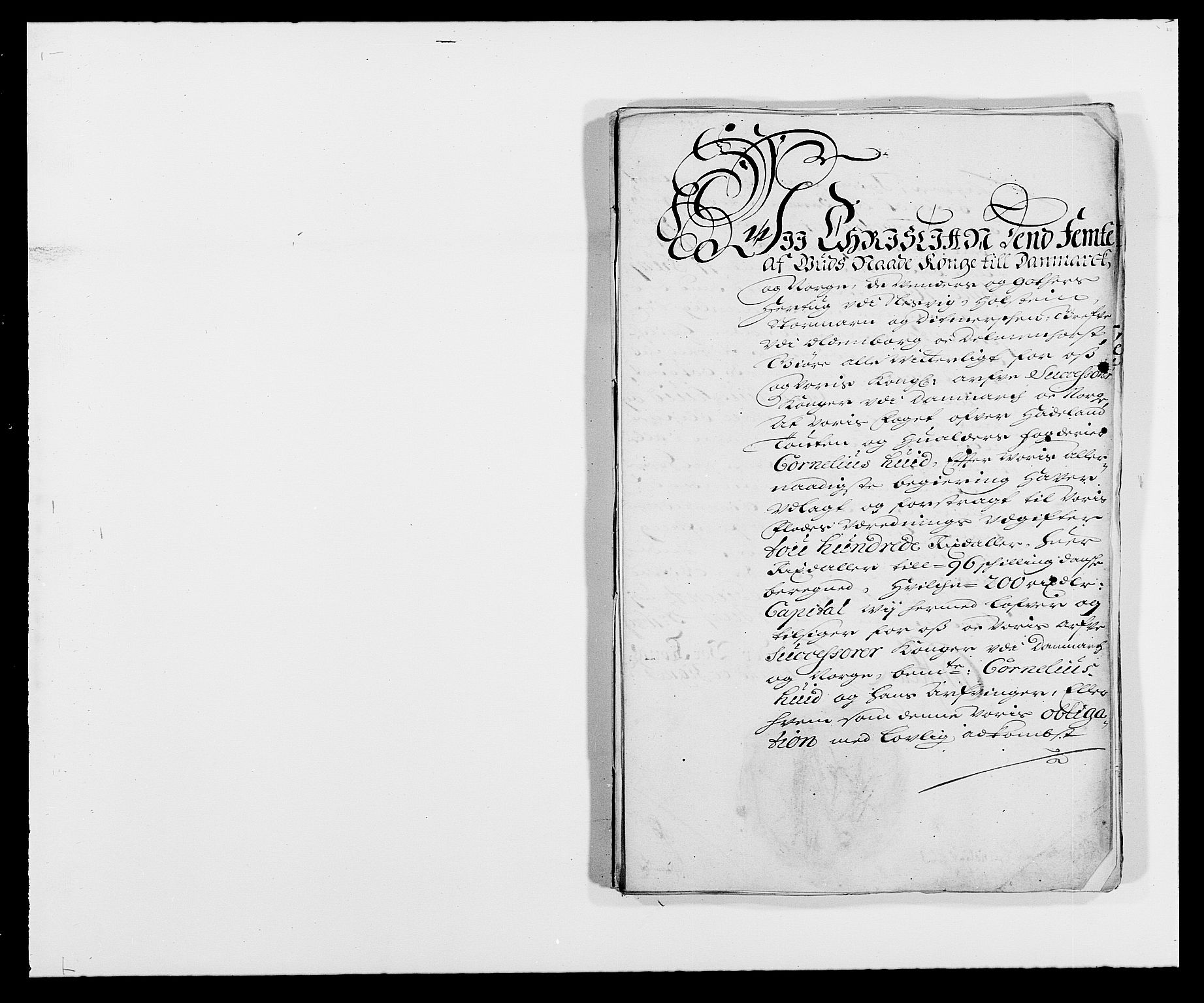 RA, Rentekammeret inntil 1814, Reviderte regnskaper, Fogderegnskap, R18/L1289: Fogderegnskap Hadeland, Toten og Valdres, 1690, s. 259