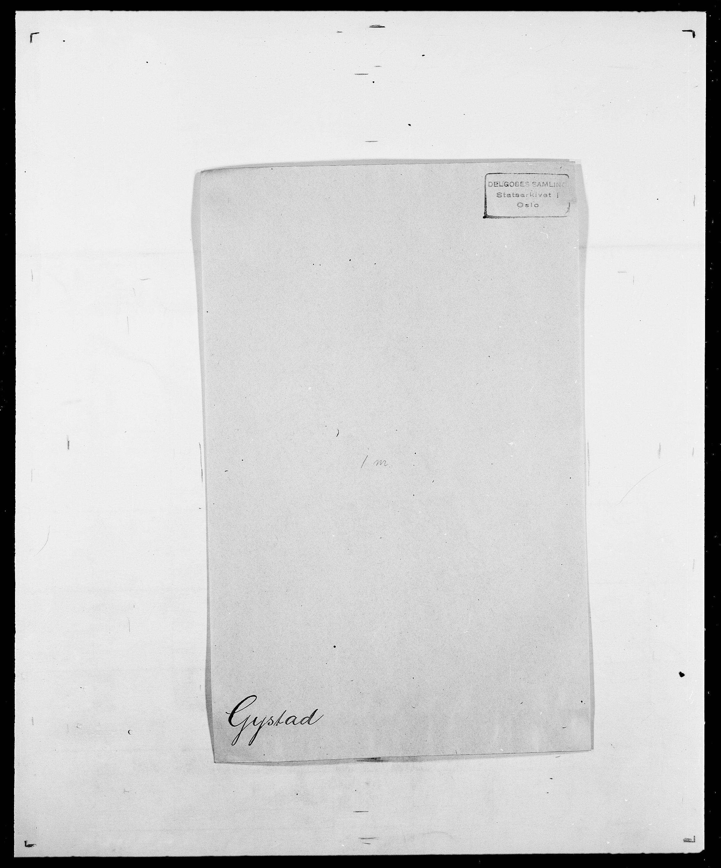 SAO, Delgobe, Charles Antoine - samling, D/Da/L0015: Grodtshilling - Halvorsæth, s. 547