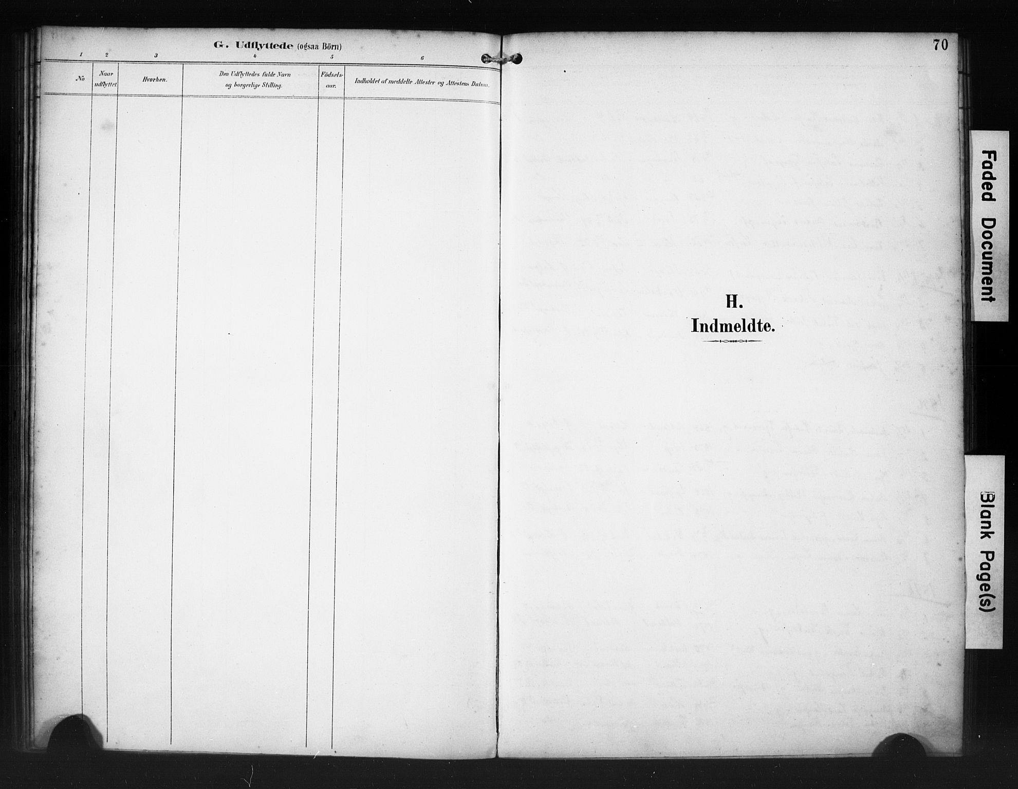 SAST, St. Petri sokneprestkontor, 30/30BA/L0020: Ministerialbok nr. A 18, 1893-1928, s. 70