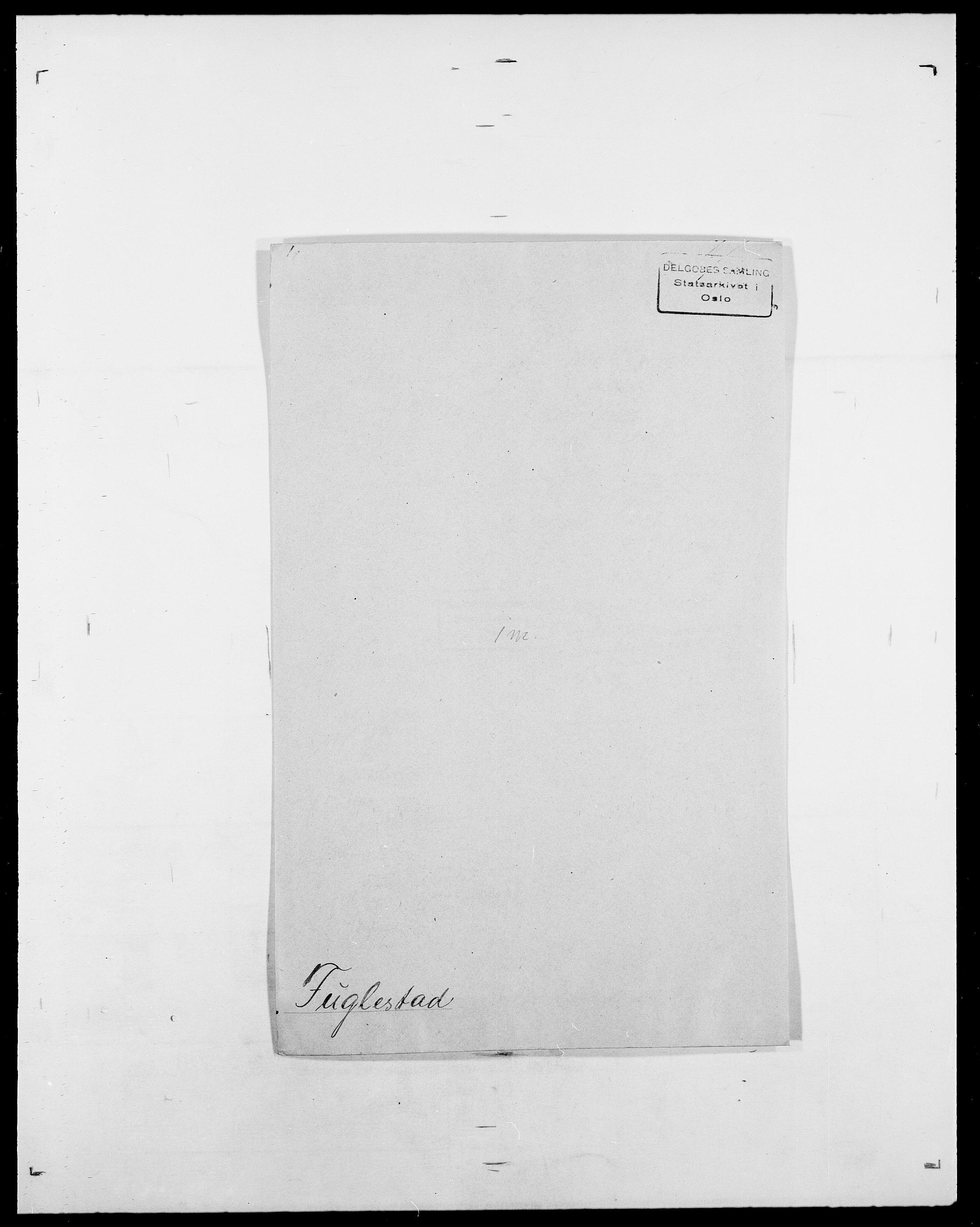 SAO, Delgobe, Charles Antoine - samling, D/Da/L0013: Forbos - Geving, s. 169