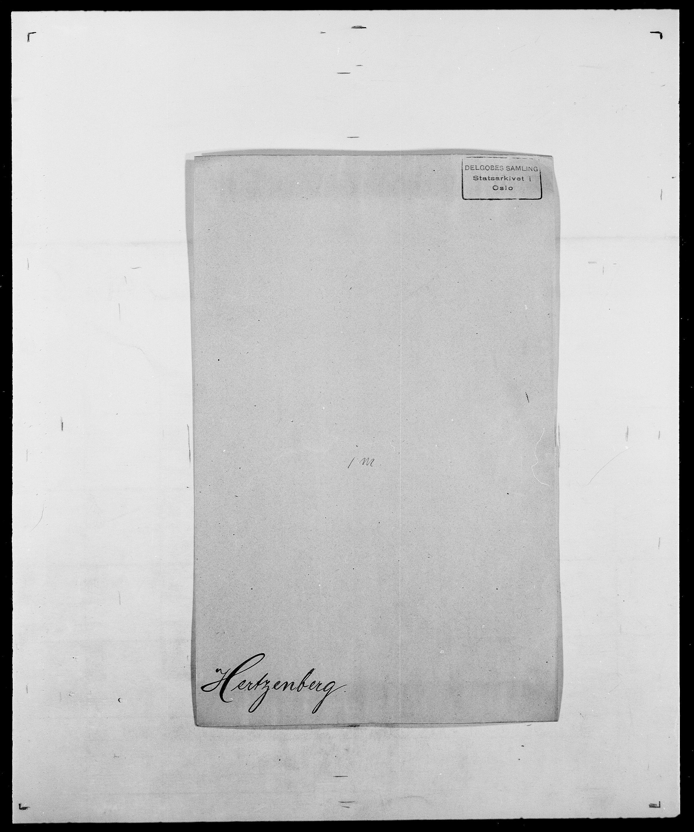 SAO, Delgobe, Charles Antoine - samling, D/Da/L0017: Helander - Hjørne, s. 289