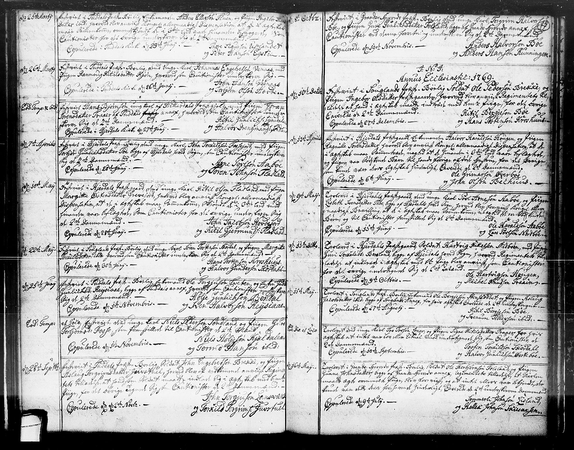 SAKO, Hjartdal kirkebøker, F/Fa/L0004: Ministerialbok nr. I 4, 1727-1795, s. 47
