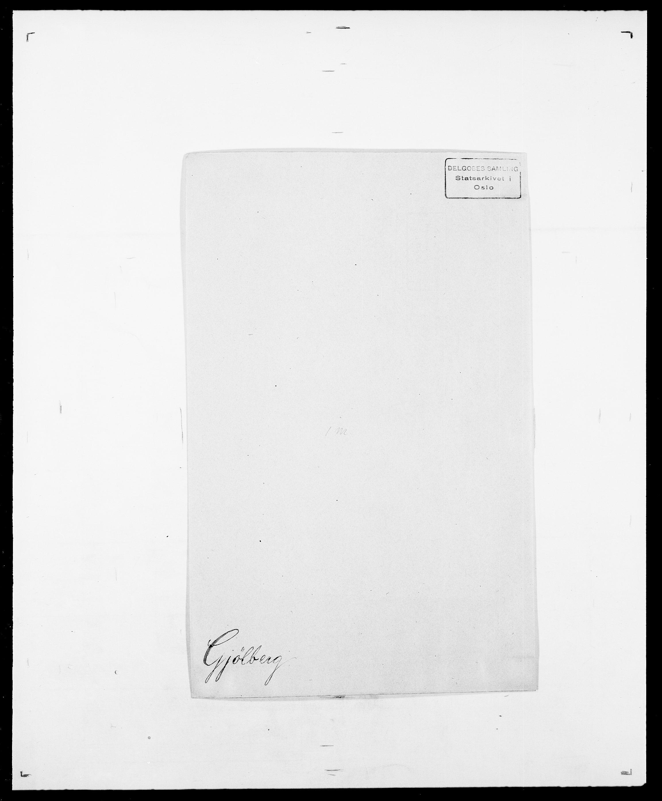 SAO, Delgobe, Charles Antoine - samling, D/Da/L0014: Giebdhausen - Grip, s. 213