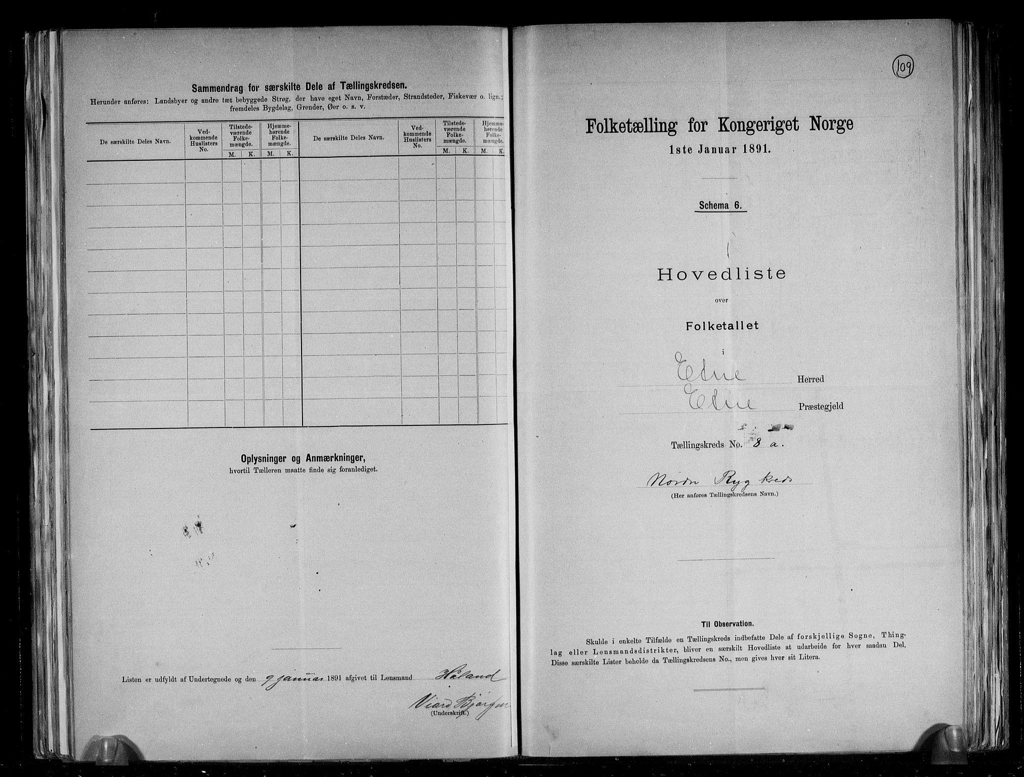 RA, Folketelling 1891 for 1211 Etne herred, 1891, s. 22