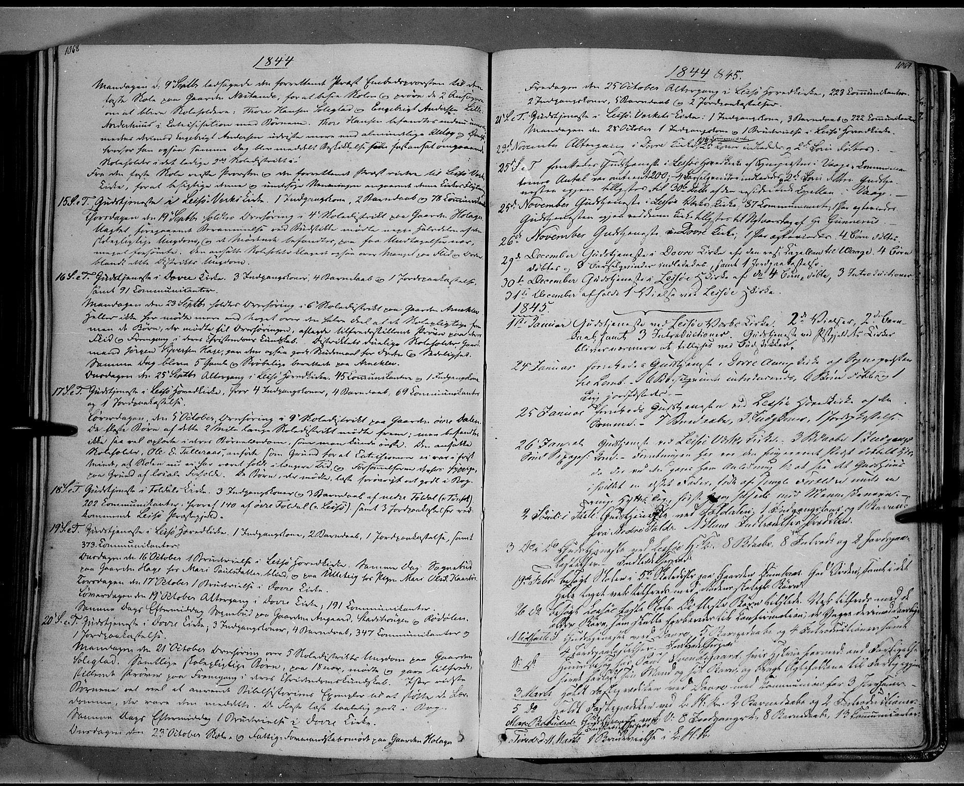 SAH, Lesja prestekontor, Ministerialbok nr. 6B, 1843-1854, s. 1068-1069