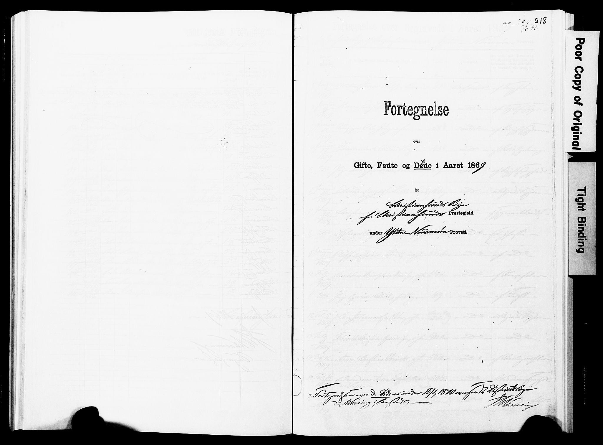 SAT, Ministerialprotokoller, klokkerbøker og fødselsregistre - Møre og Romsdal, 572/L0857: Ministerialbok nr. 572D01, 1866-1872, s. 218