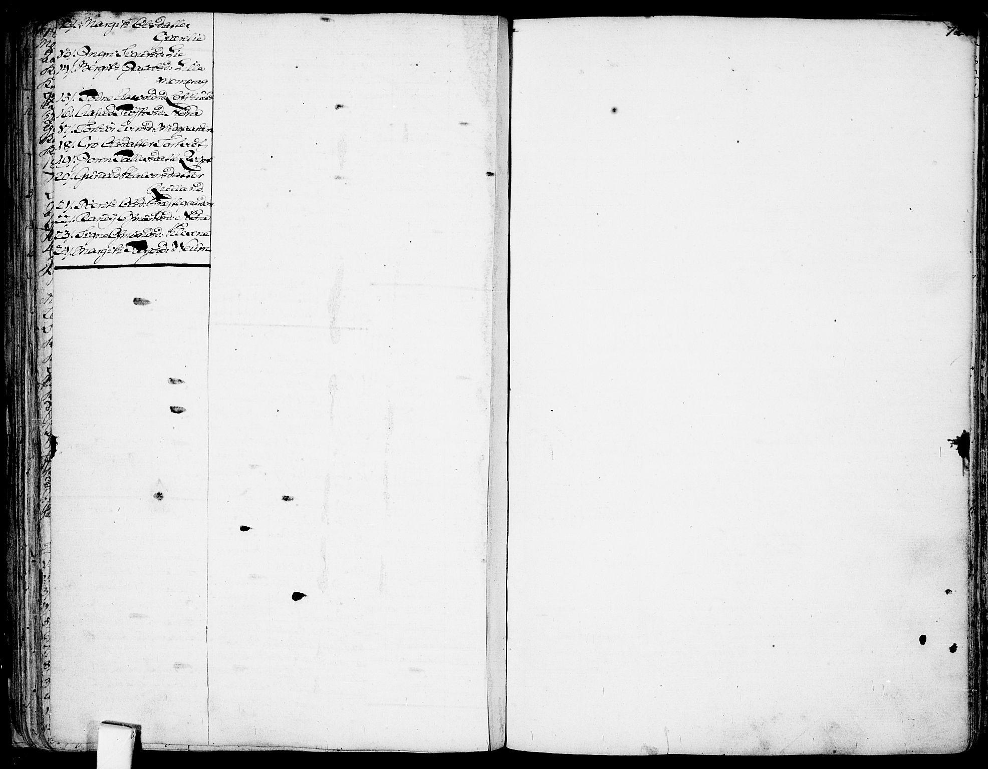 SAKO, Fyresdal kirkebøker, F/Fa/L0002: Ministerialbok nr. I 2, 1769-1814, s. 72