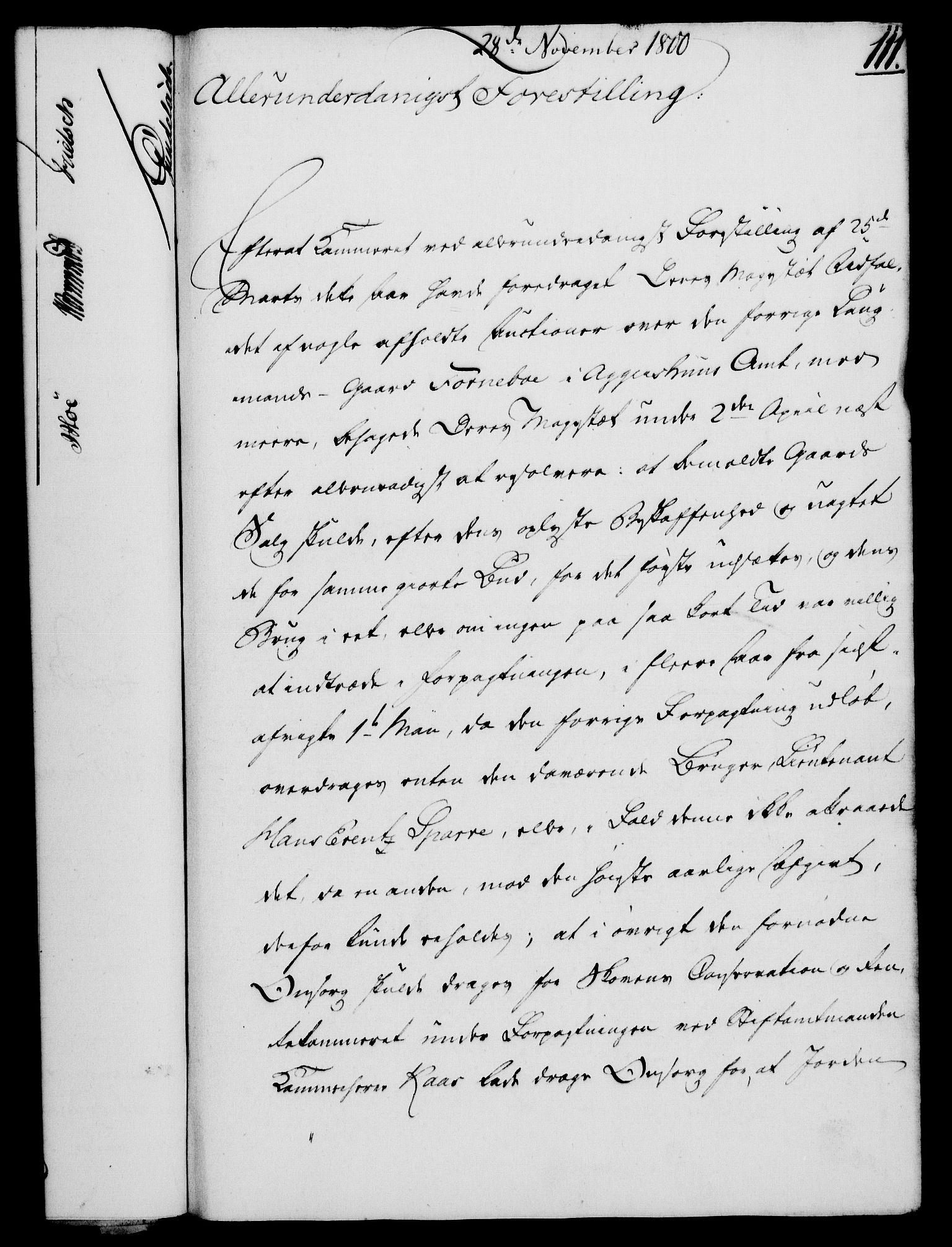 RA, Rentekammeret, Kammerkanselliet, G/Gf/Gfa/L0082: Norsk relasjons- og resolusjonsprotokoll (merket RK 52.82), 1800, s. 827