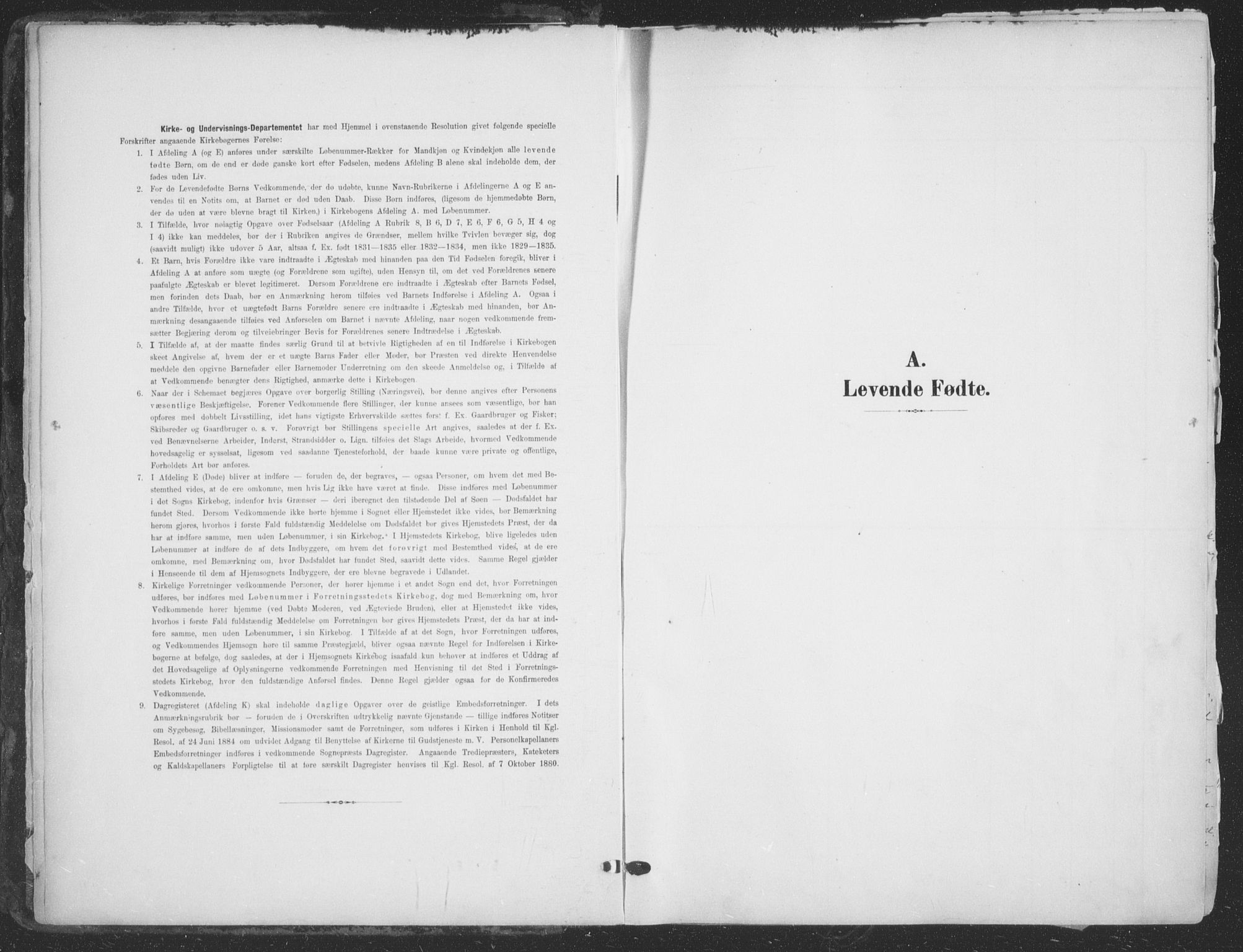 SATØ, Tana sokneprestkontor, H/Ha/L0007kirke: Ministerialbok nr. 7, 1904-1918