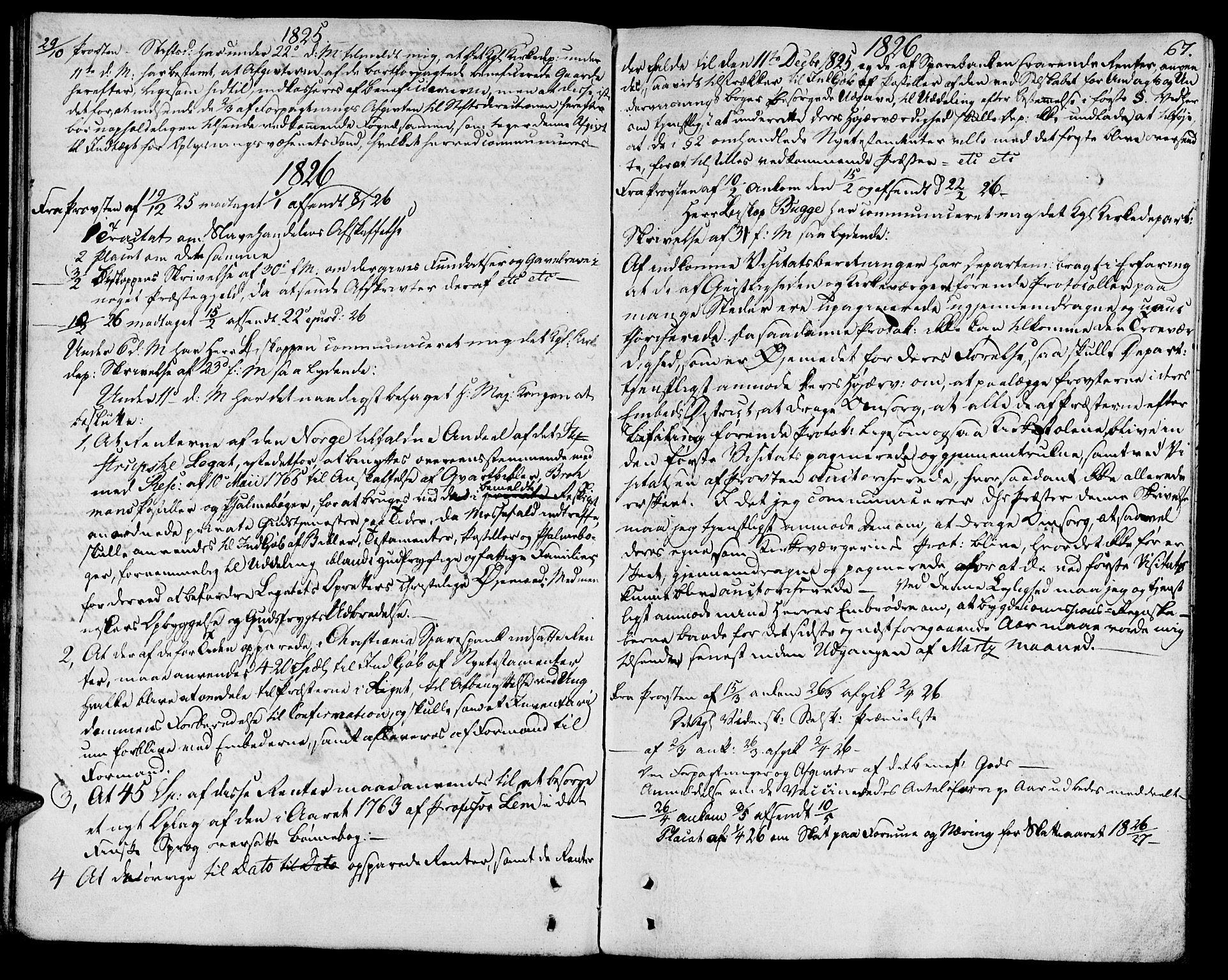 SAT, Ministerialprotokoller, klokkerbøker og fødselsregistre - Sør-Trøndelag, 685/L0953: Ministerialbok nr. 685A02, 1805-1816, s. 67