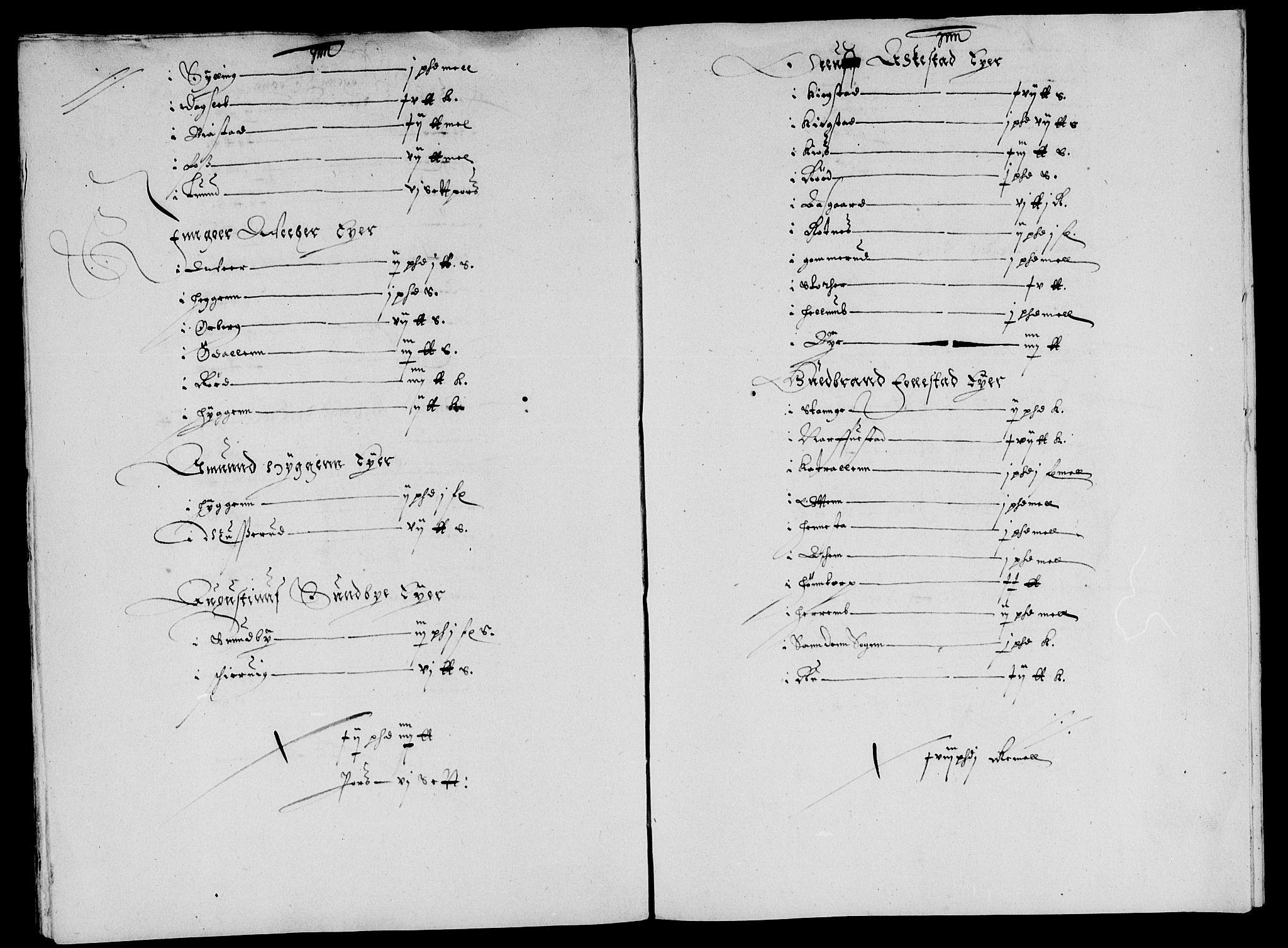 RA, Rentekammeret inntil 1814, Reviderte regnskaper, Lensregnskaper, R/Rb/Rba/L0162: Akershus len, 1641-1642