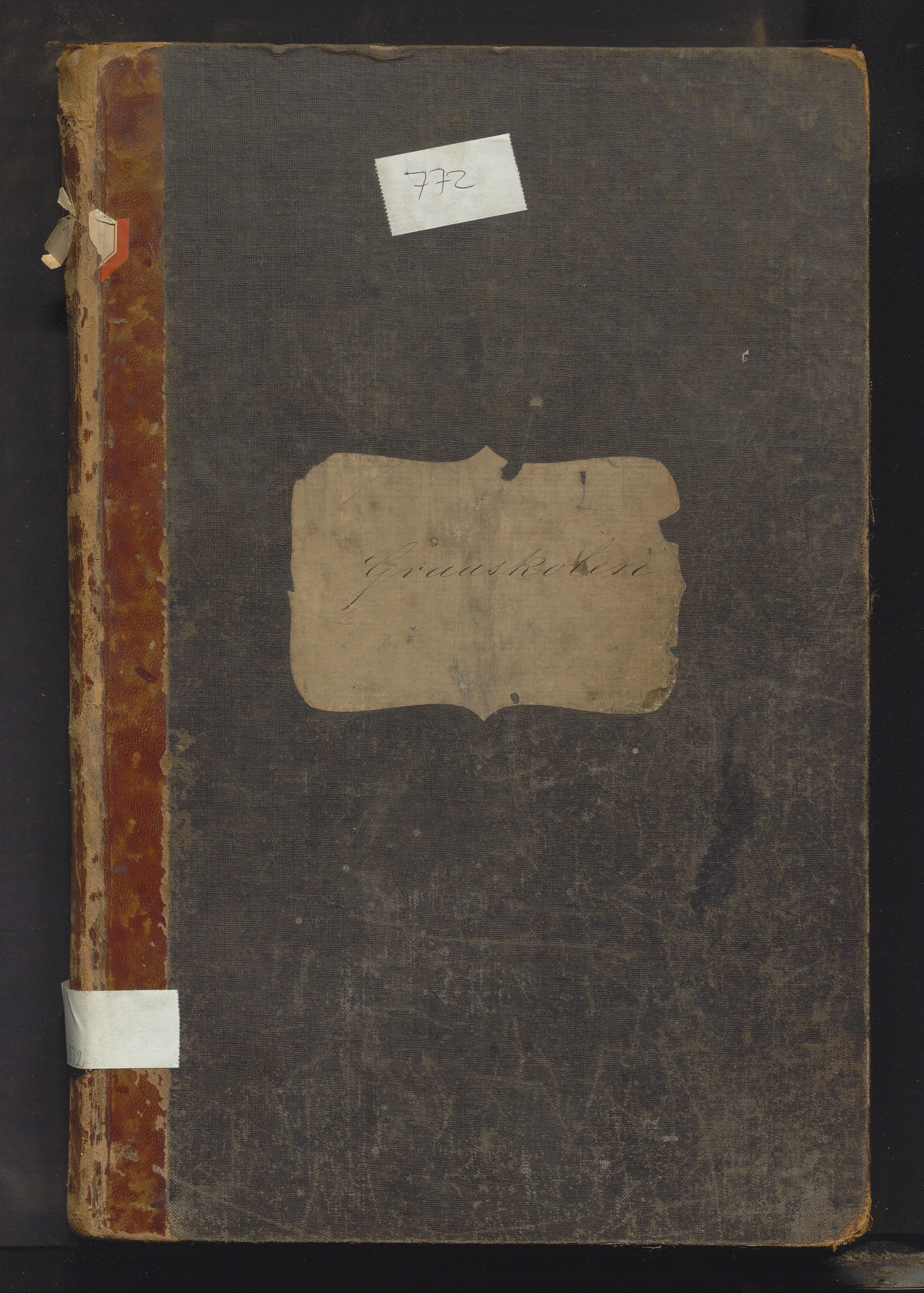 BBA, Domkirkens fattigskole, G/L0001: Skoleprotokoll, 1867-1872