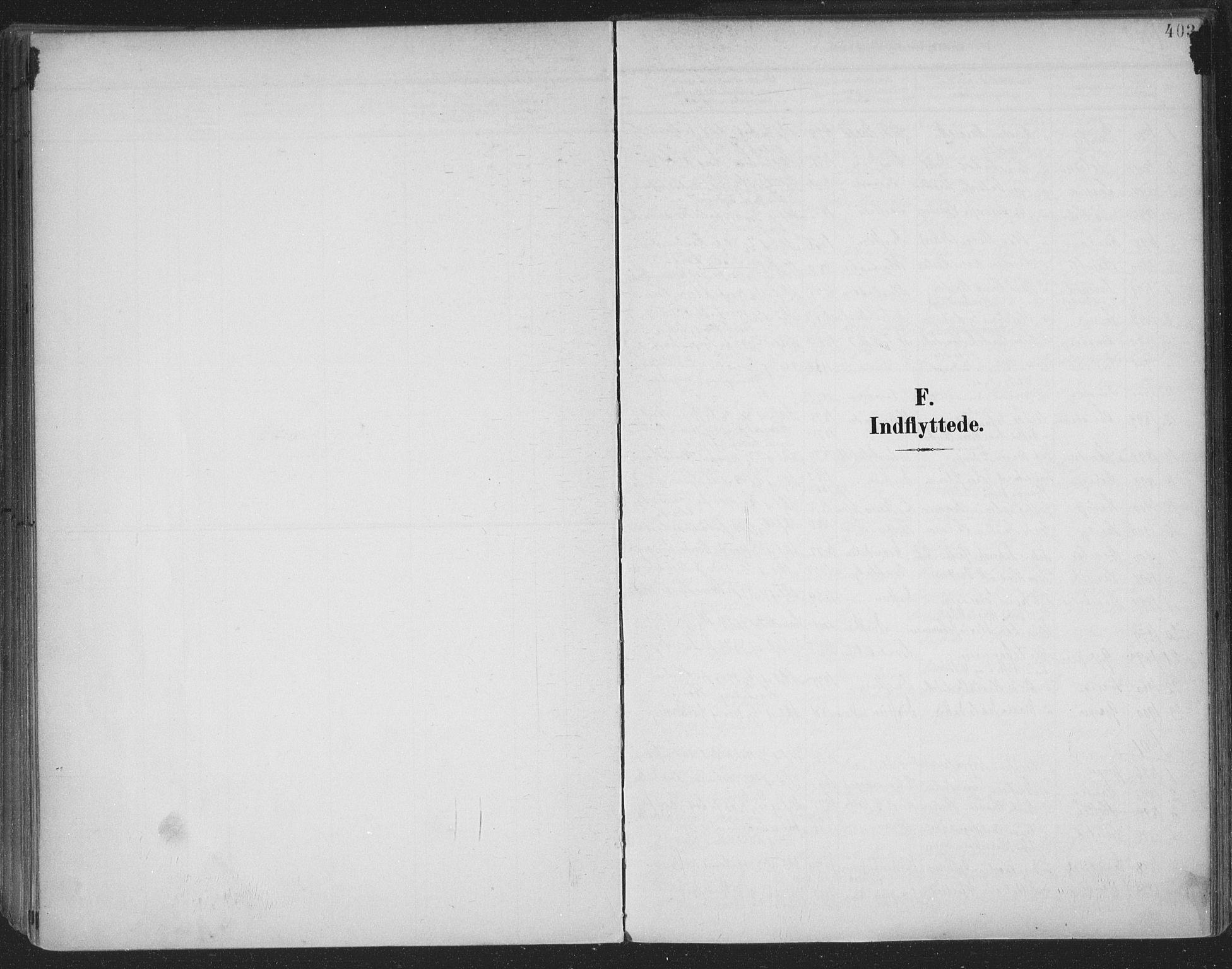 SAKO, Skien kirkebøker, F/Fa/L0011: Ministerialbok nr. 11, 1900-1907, s. 403