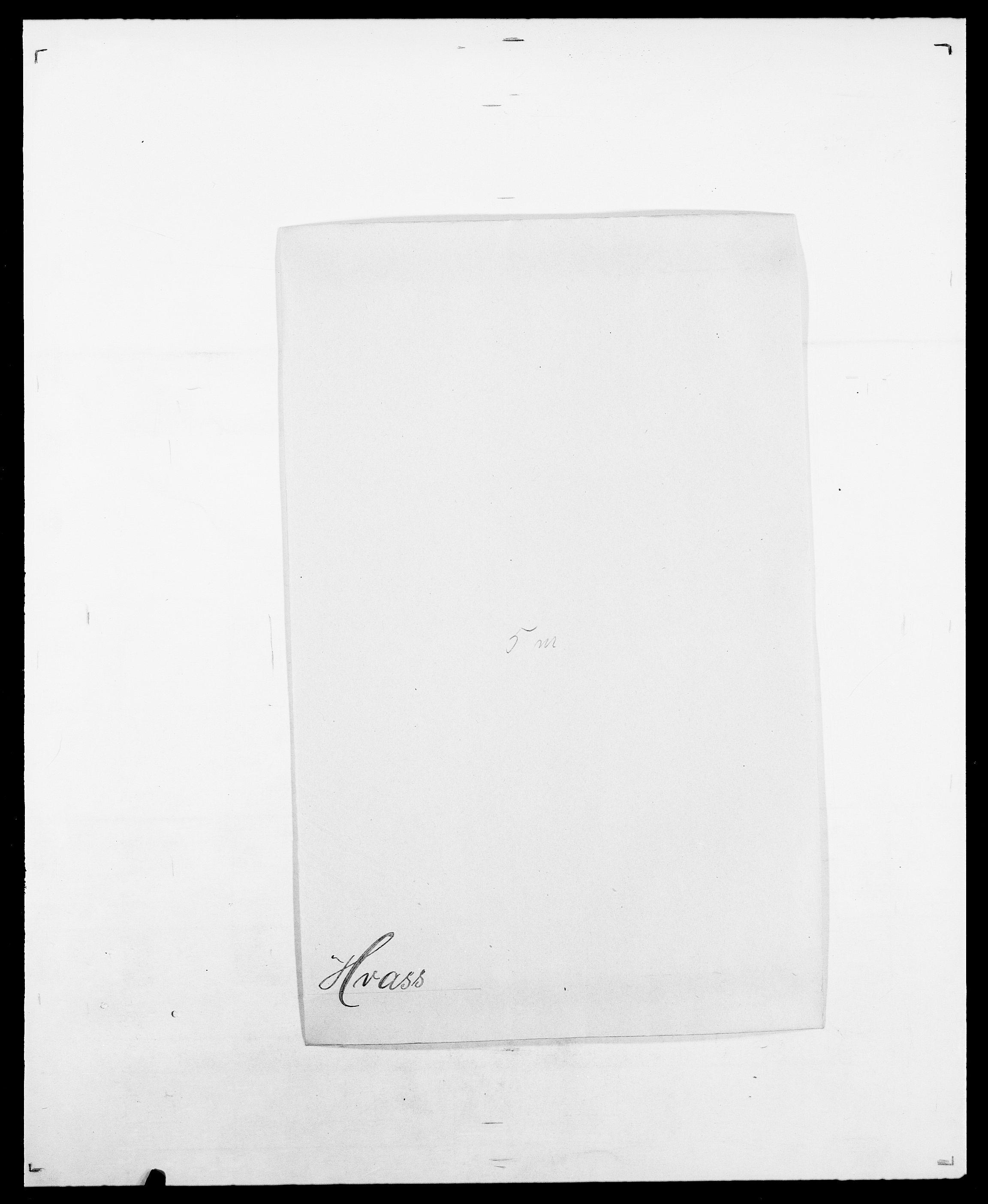 SAO, Delgobe, Charles Antoine - samling, D/Da/L0019: van der Hude - Joys, s. 123