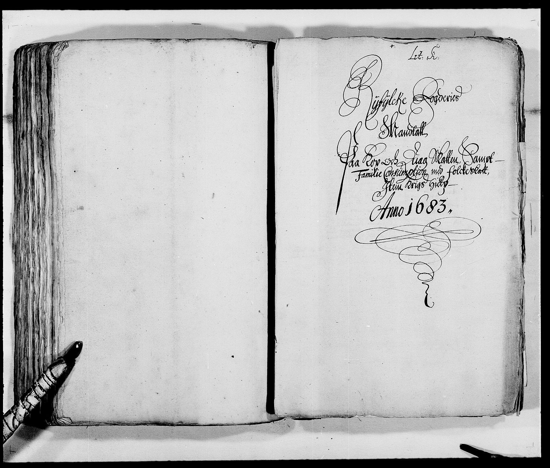 RA, Rentekammeret inntil 1814, Reviderte regnskaper, Fogderegnskap, R47/L2853: Fogderegnskap Ryfylke, 1682-1683, s. 435