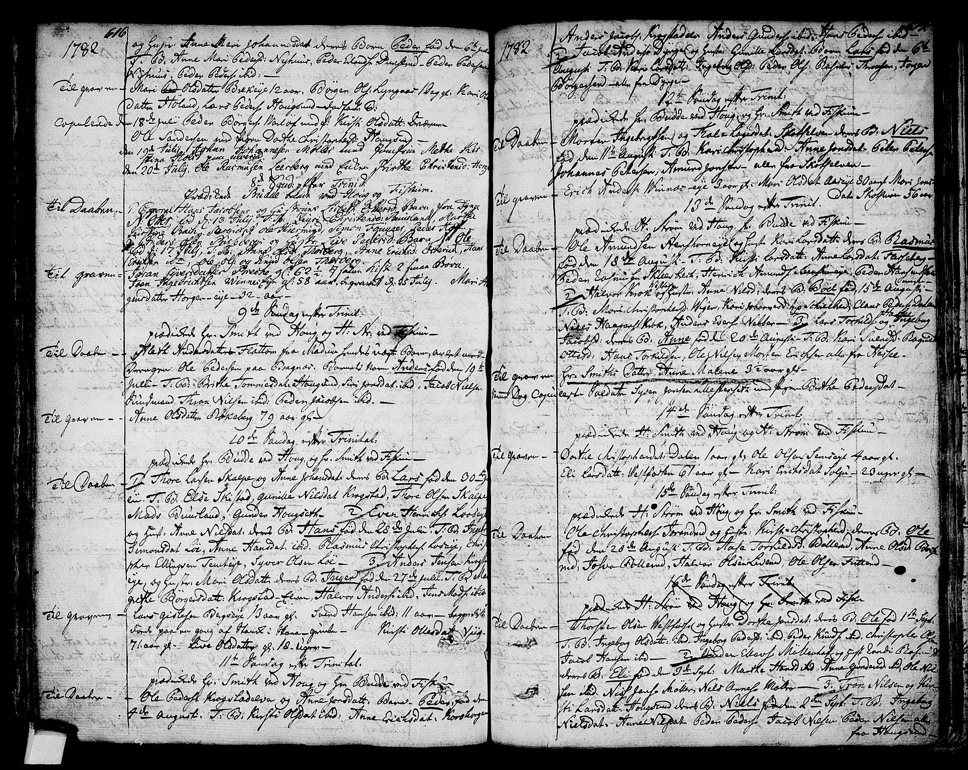 SAKO, Eiker kirkebøker, F/Fa/L0008: Ministerialbok nr. I 8, 1764-1788, s. 616-617