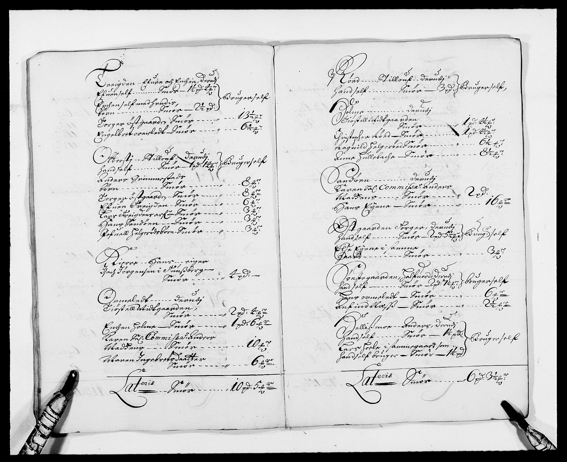 RA, Rentekammeret inntil 1814, Reviderte regnskaper, Fogderegnskap, R33/L1970: Fogderegnskap Larvik grevskap, 1675-1687, s. 188