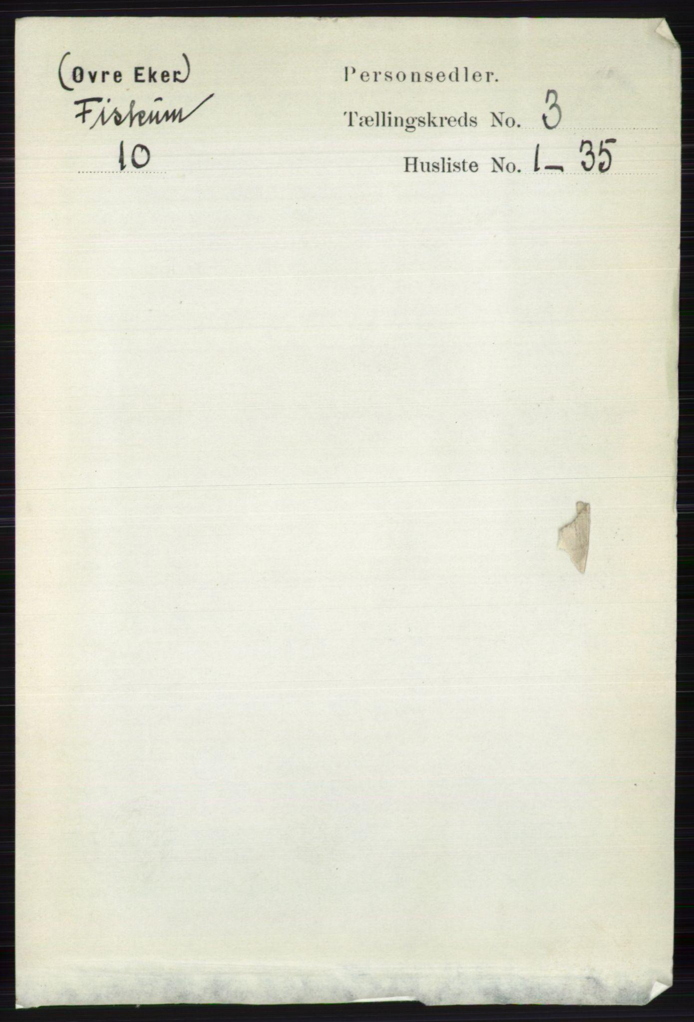 RA, Folketelling 1891 for 0624 Øvre Eiker herred, 1891, s. 9076