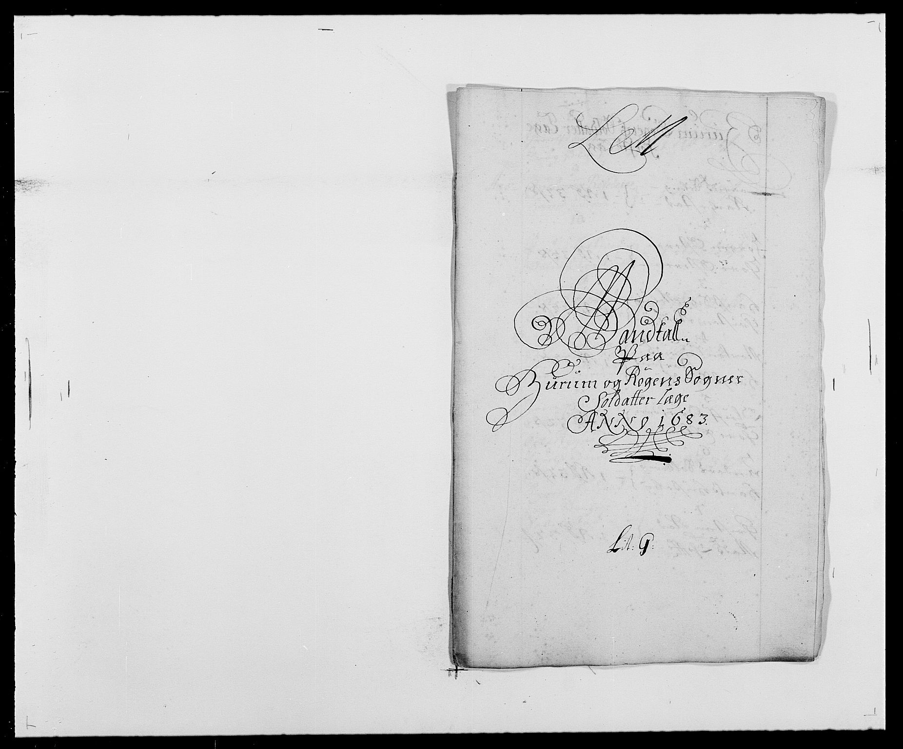 RA, Rentekammeret inntil 1814, Reviderte regnskaper, Fogderegnskap, R29/L1692: Fogderegnskap Hurum og Røyken, 1682-1687, s. 150