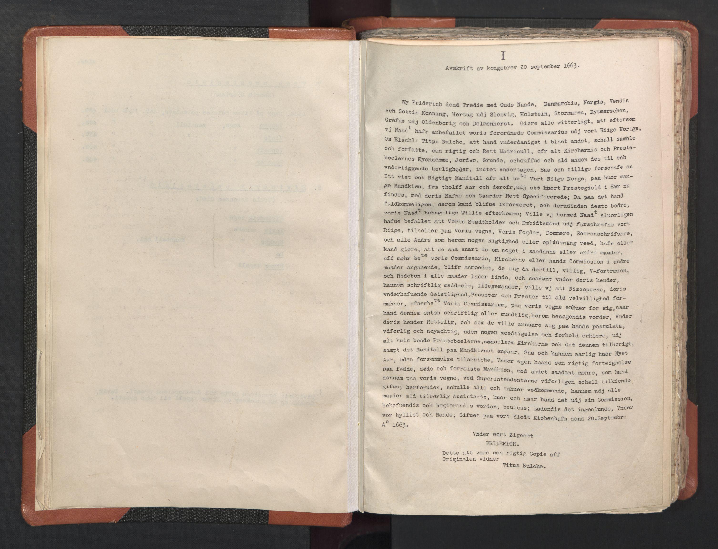 RA, Sogneprestenes manntall 1664-1666, nr. 22: Nordhordland prosti, 1664-1666, s. upaginert