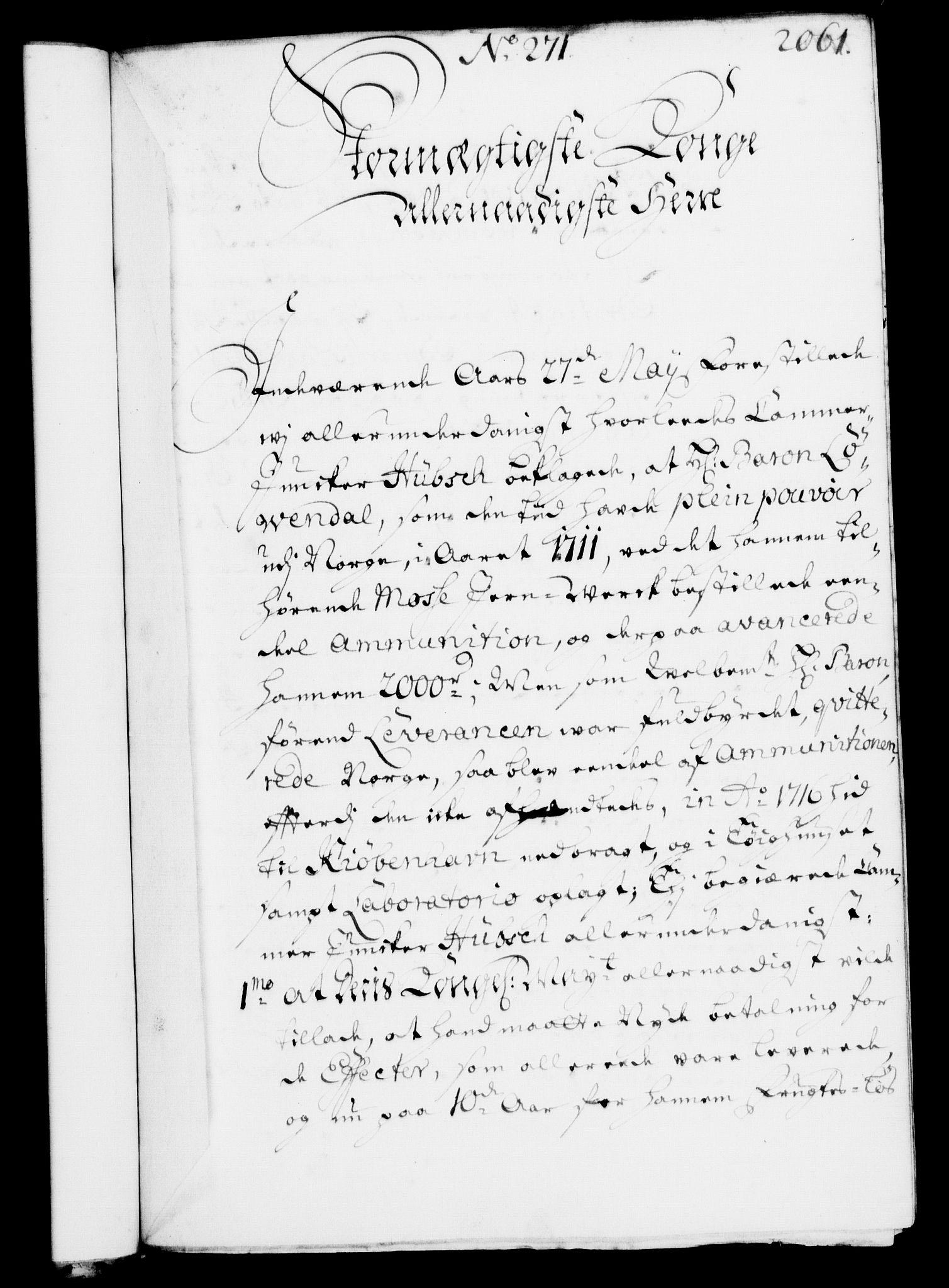 RA, Rentekammeret, Kammerkanselliet, G/Gf/Gfa/L0003: Norsk relasjons- og resolusjonsprotokoll (merket RK 52.3), 1720, s. 1029