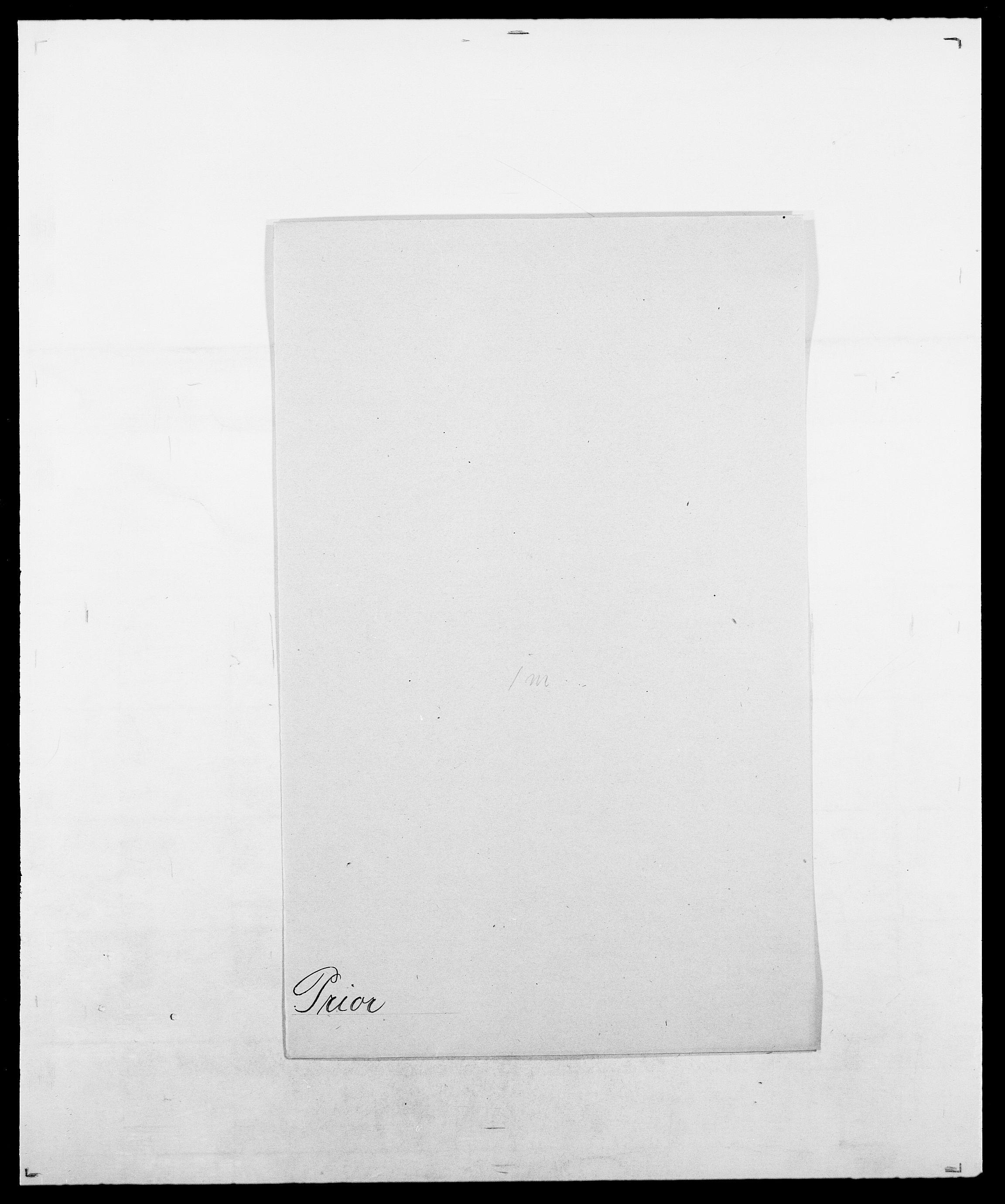 SAO, Delgobe, Charles Antoine - samling, D/Da/L0031: de Place - Raaum, s. 351
