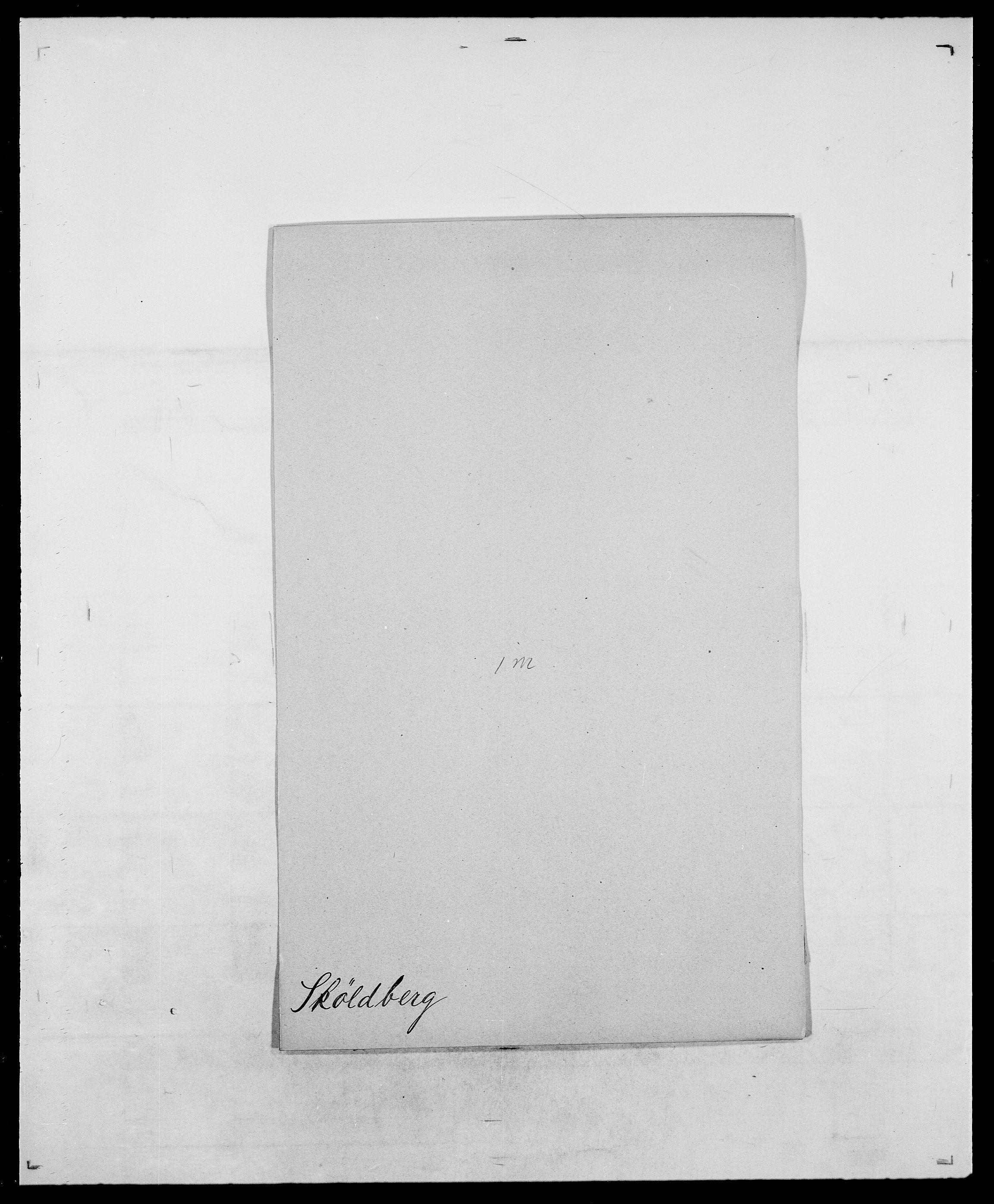 SAO, Delgobe, Charles Antoine - samling, D/Da/L0036: Skaanør - Staverskov, s. 74