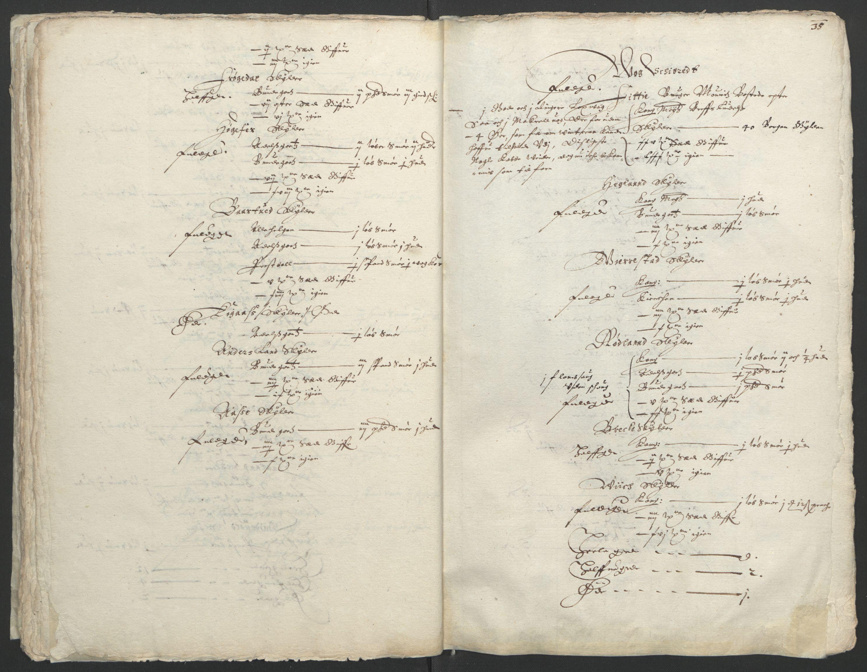 RA, Stattholderembetet 1572-1771, Ek/L0004: Jordebøker til utlikning av garnisonsskatt 1624-1626:, 1626, s. 39