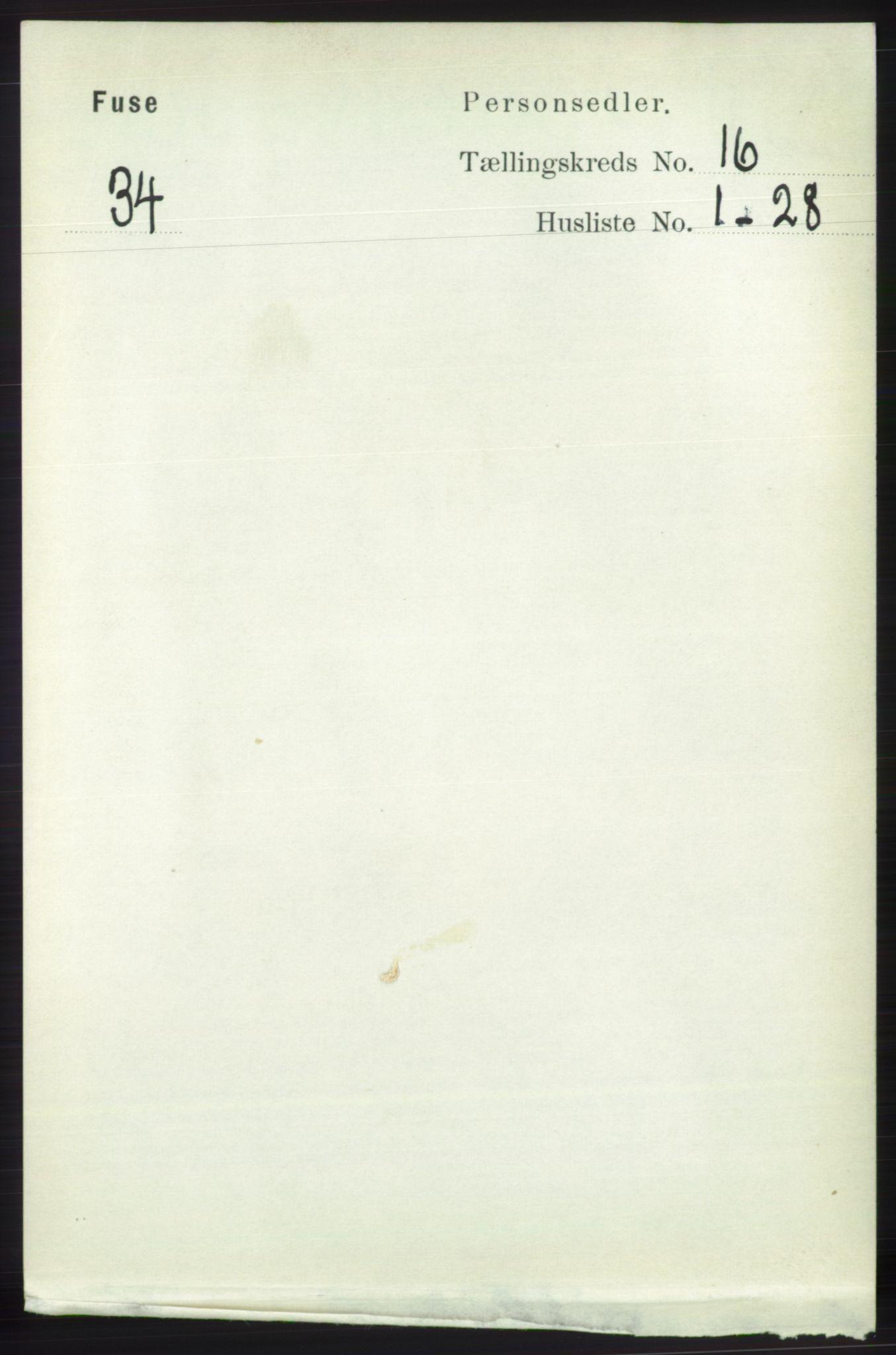 RA, Folketelling 1891 for 1241 Fusa herred, 1891, s. 3597