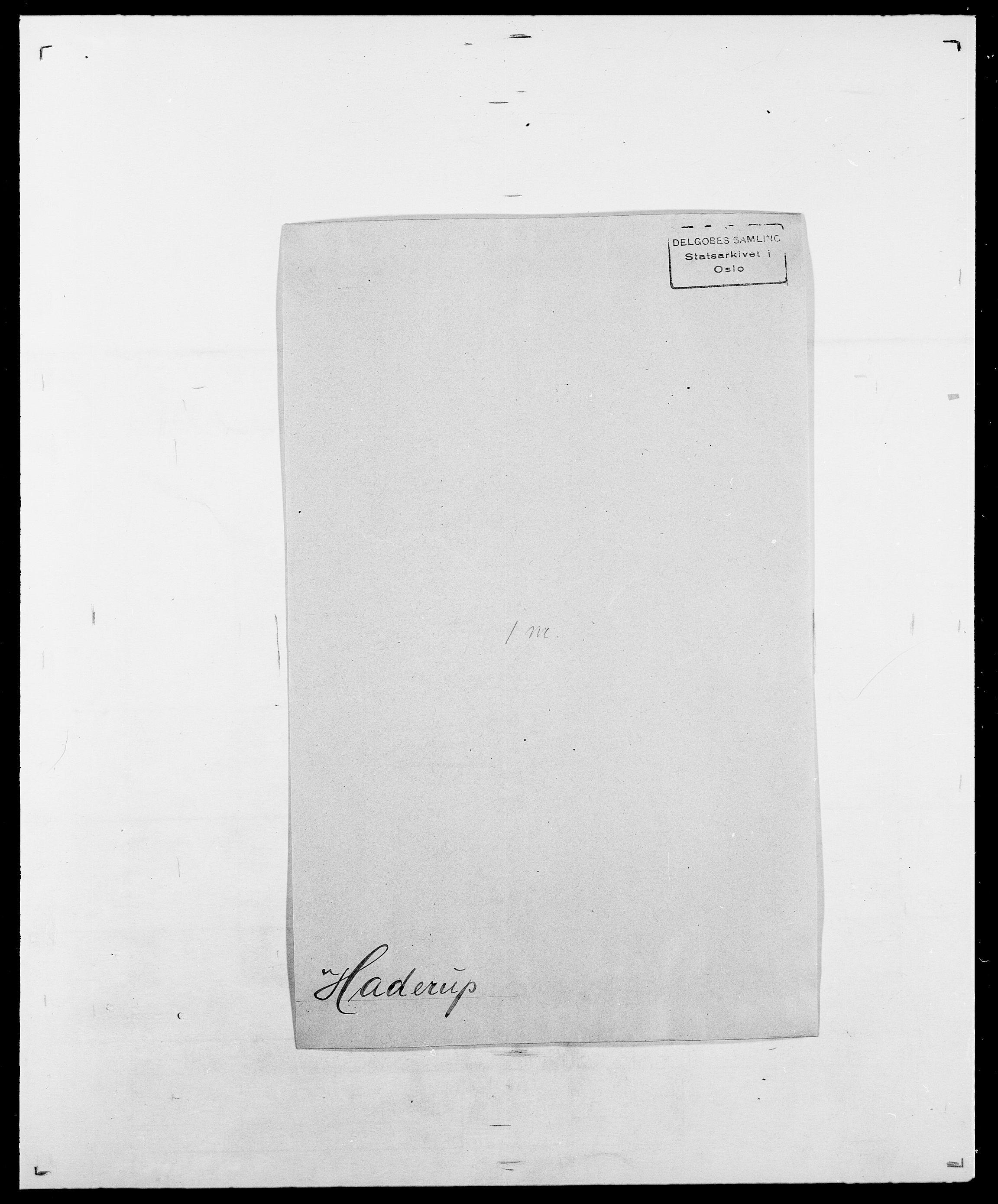 SAO, Delgobe, Charles Antoine - samling, D/Da/L0015: Grodtshilling - Halvorsæth, s. 642