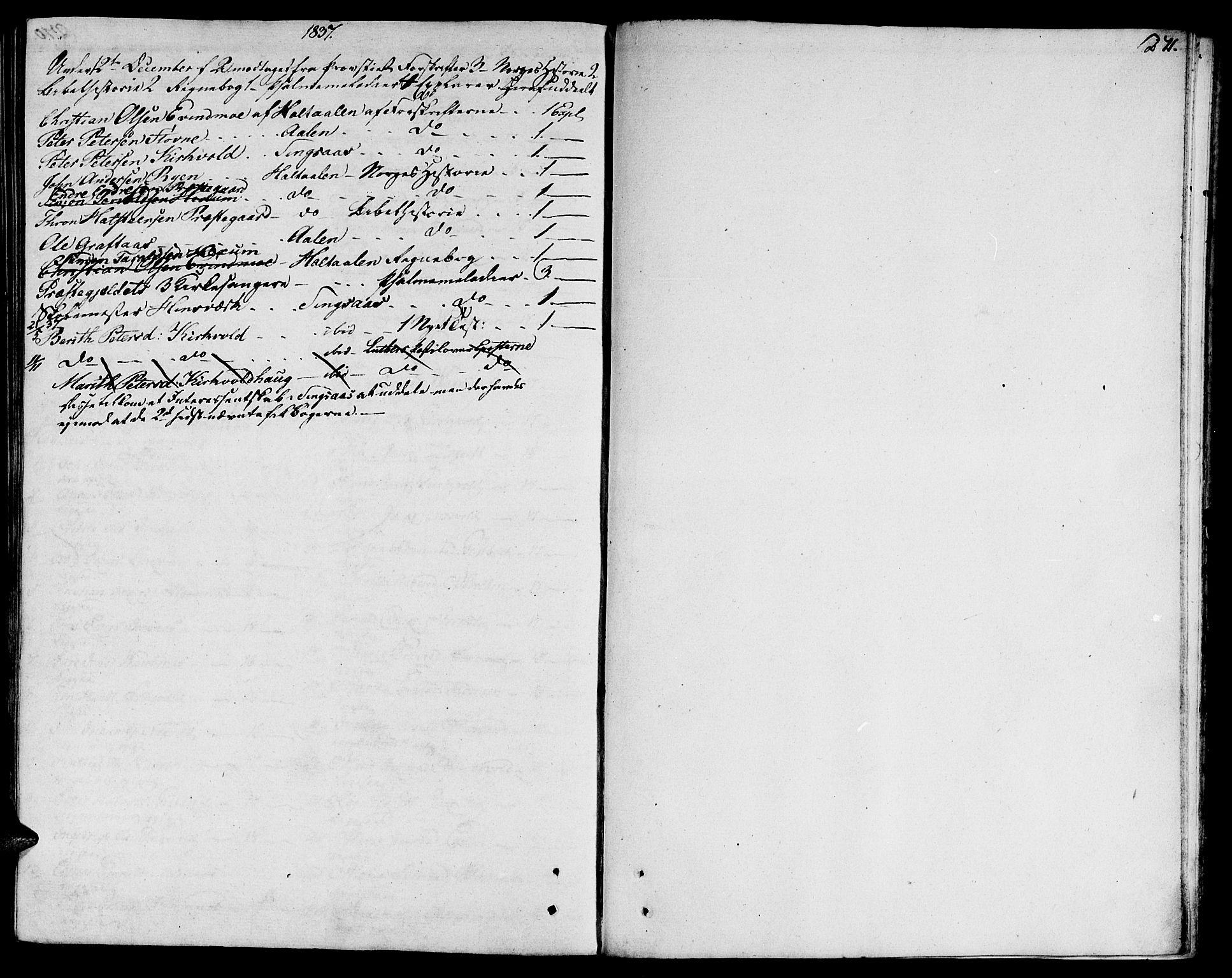 SAT, Ministerialprotokoller, klokkerbøker og fødselsregistre - Sør-Trøndelag, 685/L0953: Ministerialbok nr. 685A02, 1805-1816, s. 271