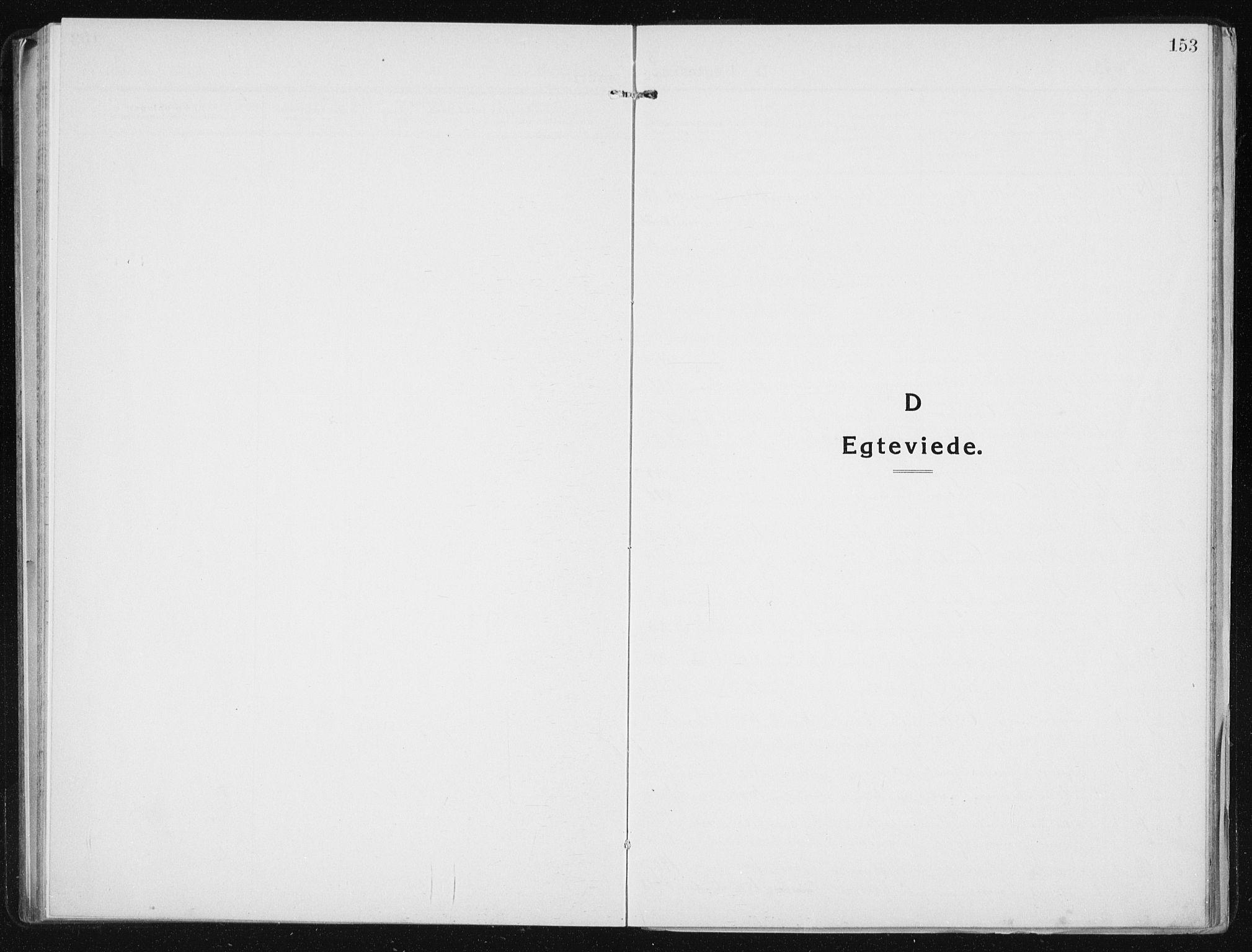 SAT, Ministerialprotokoller, klokkerbøker og fødselsregistre - Sør-Trøndelag, 640/L0589: Klokkerbok nr. 640C06, 1922-1934, s. 153