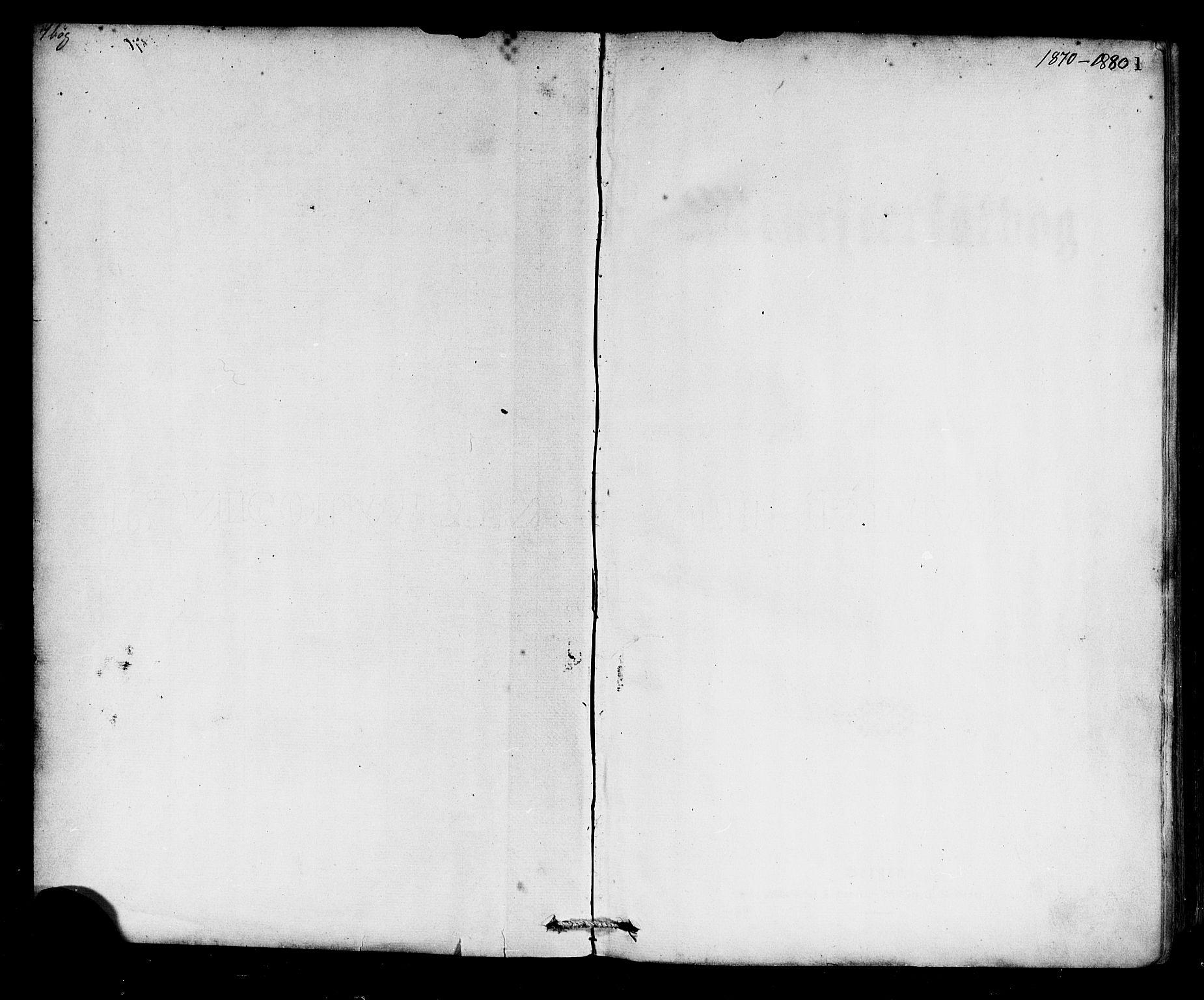 SAB, Selje sokneprestembete*, Ministerialbok nr. A 12, 1870-1880