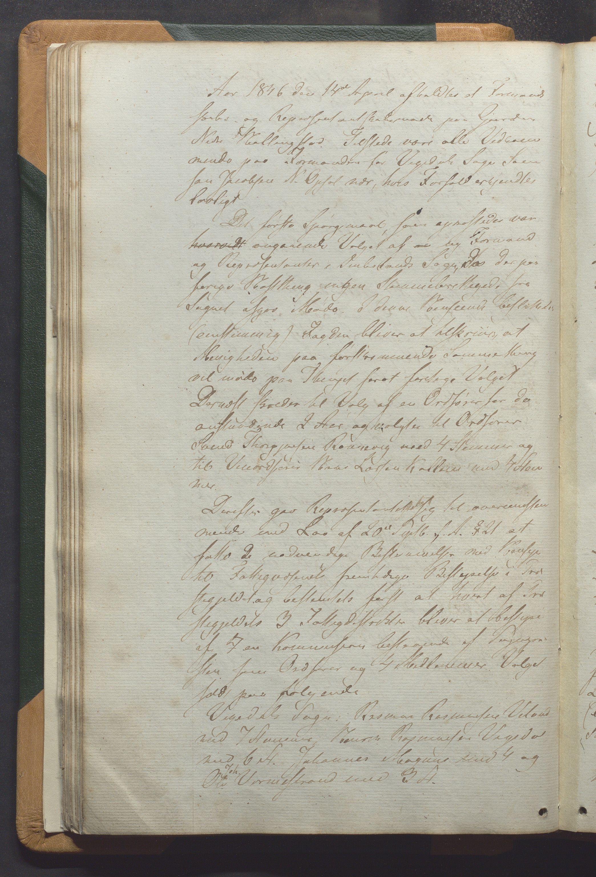 IKAR, Vikedal kommune - Formannskapet, Aaa/L0001: Møtebok, 1837-1874, s. 53b