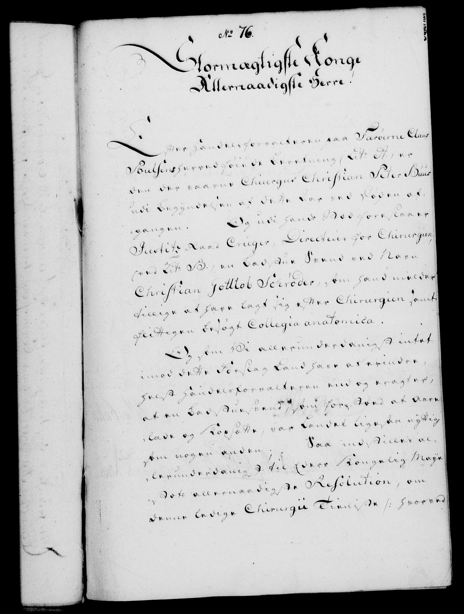 RA, Rentekammeret, Kammerkanselliet, G/Gf/Gfa/L0038: Norsk relasjons- og resolusjonsprotokoll (merket RK 52.38), 1756, s. 380