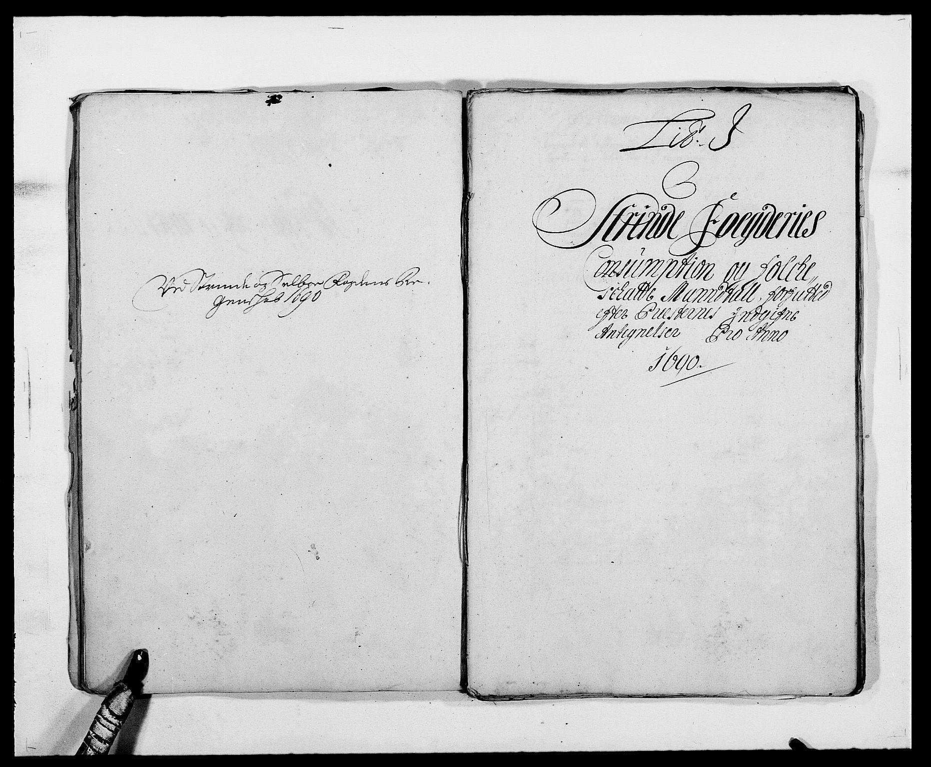 RA, Rentekammeret inntil 1814, Reviderte regnskaper, Fogderegnskap, R61/L4102: Fogderegnskap Strinda og Selbu, 1689-1690, s. 211