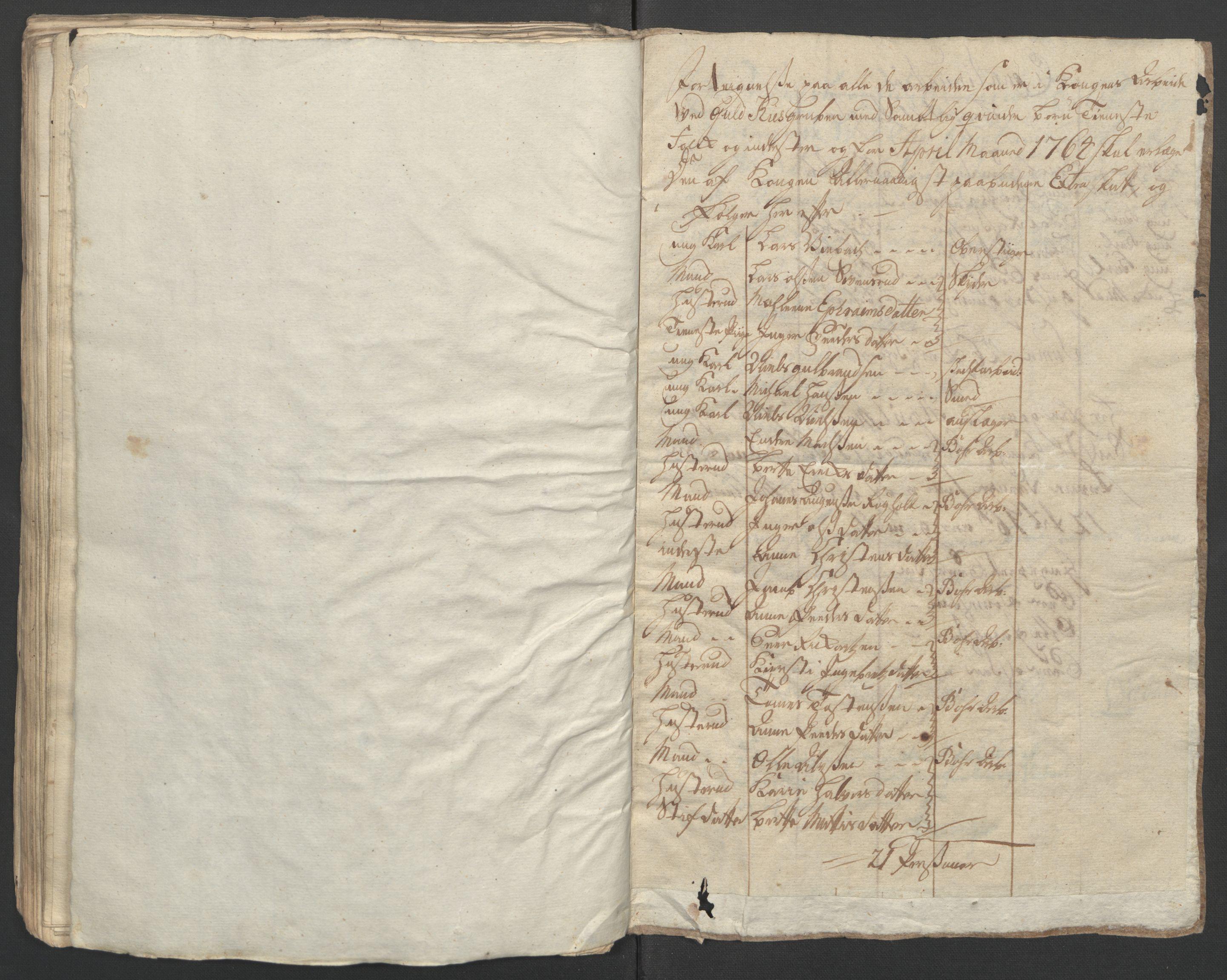RA, Rentekammeret inntil 1814, Reviderte regnskaper, Fogderegnskap, R12/L0804: Ekstraskatten Øvre Romerike, 1764, s. 154
