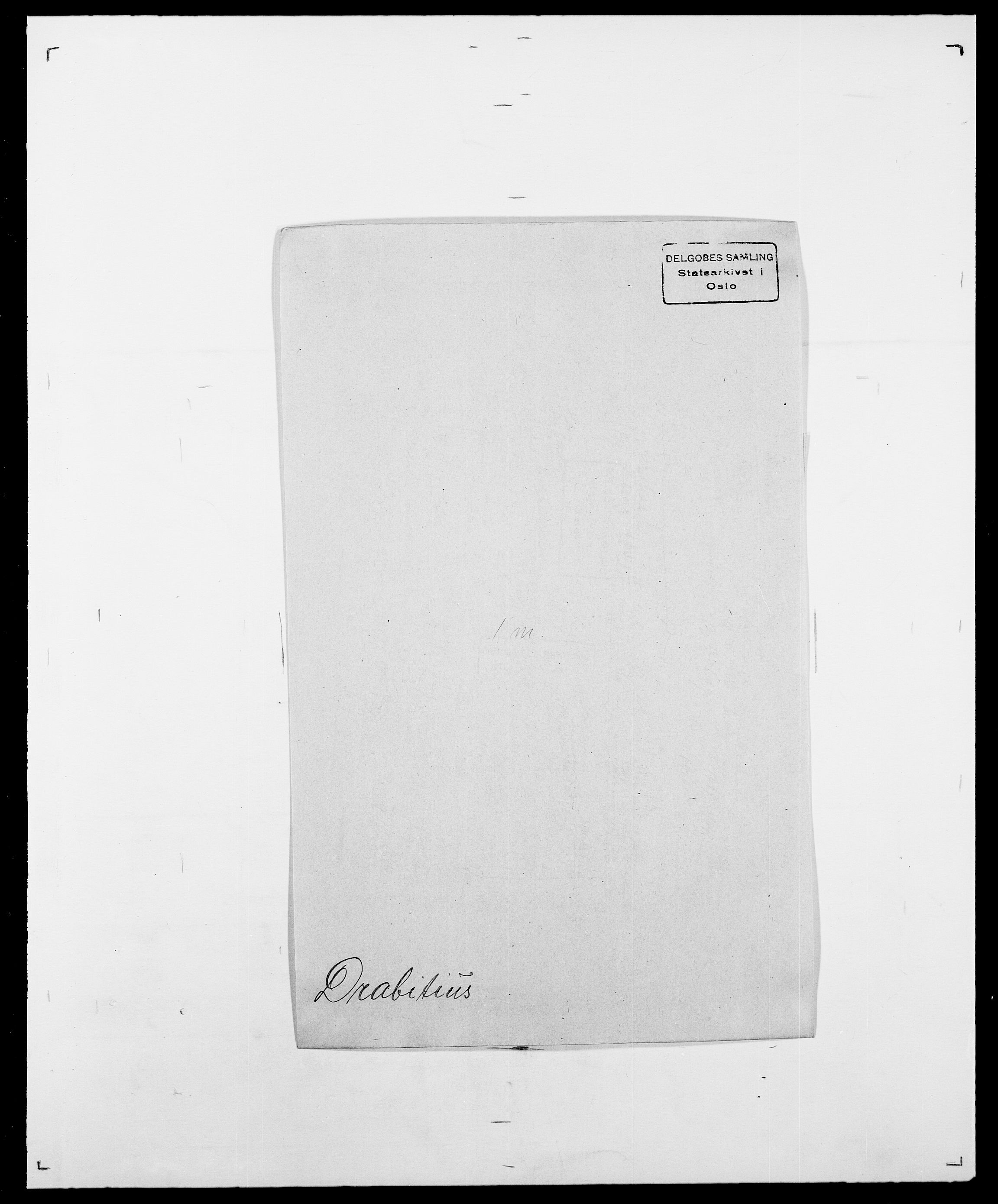 SAO, Delgobe, Charles Antoine - samling, D/Da/L0009: Dahl - v. Düren, s. 715